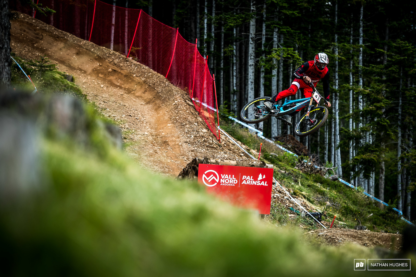 Eddy Masters is a due a decent score at World Cup any time now just as soon as he can catch a break.