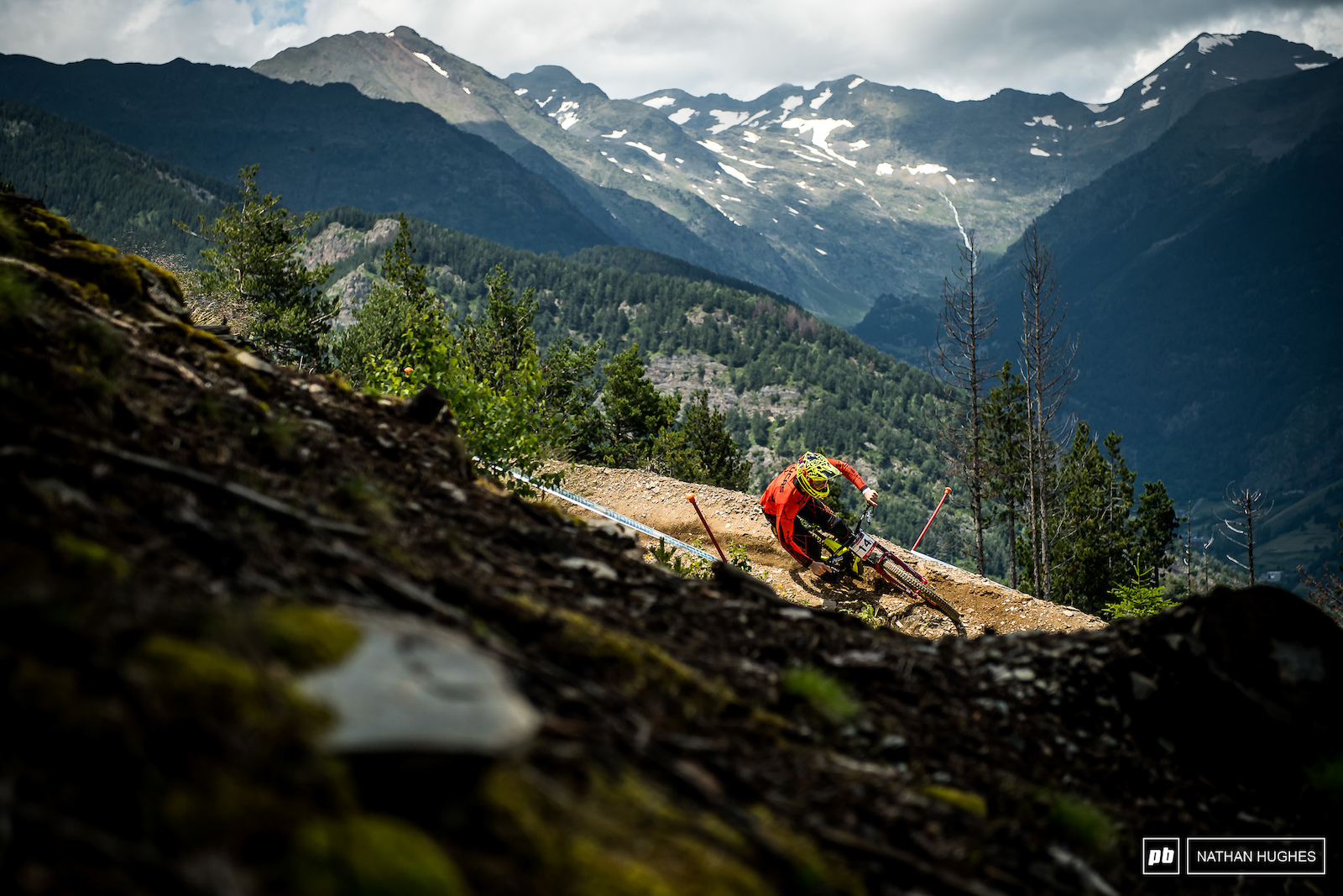 Dean Lucas digging in to the Vallnord shale and looking to get that plate into single digits heading to MSA.