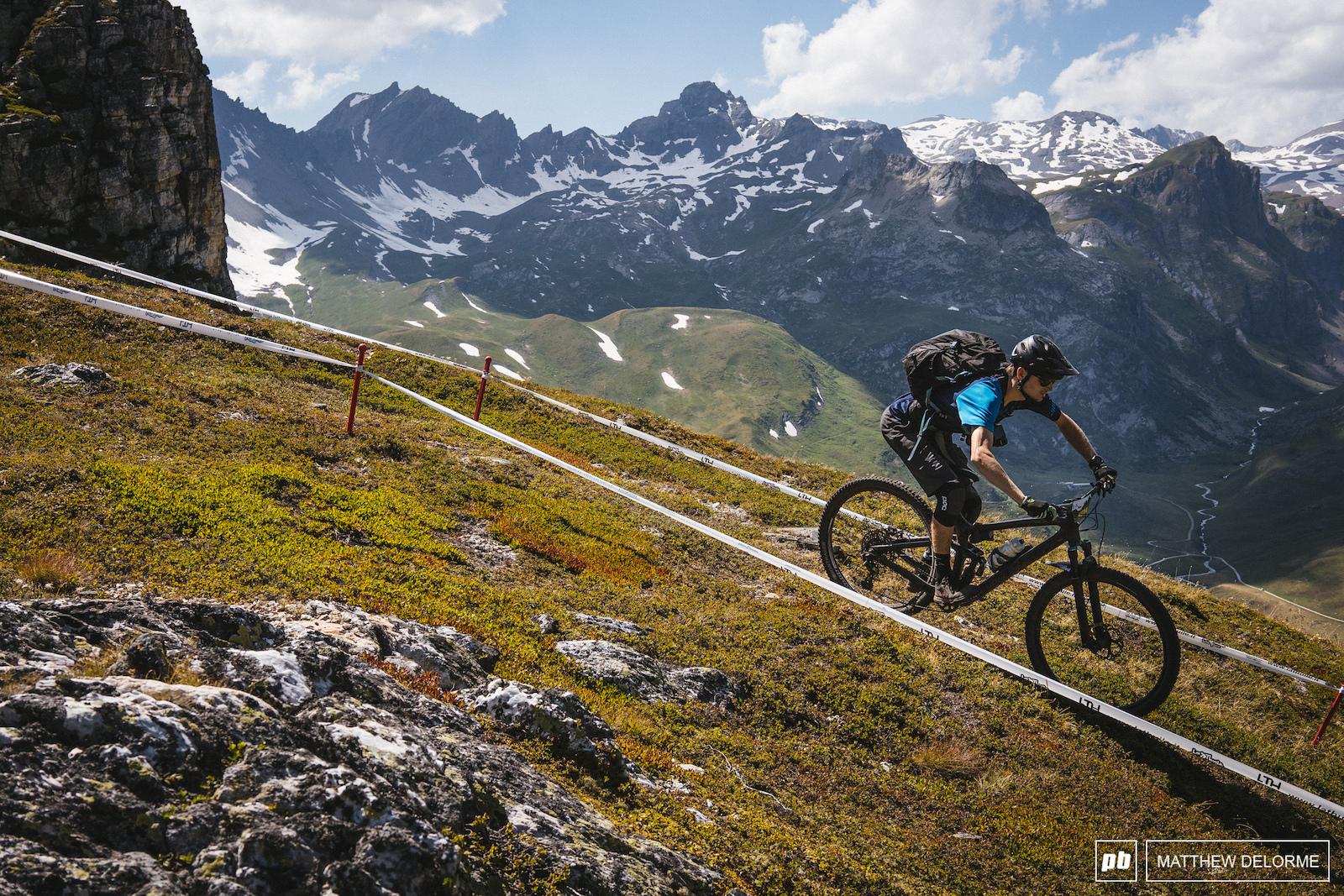 Duncan Philpott tucks into some proper alpine goodness.