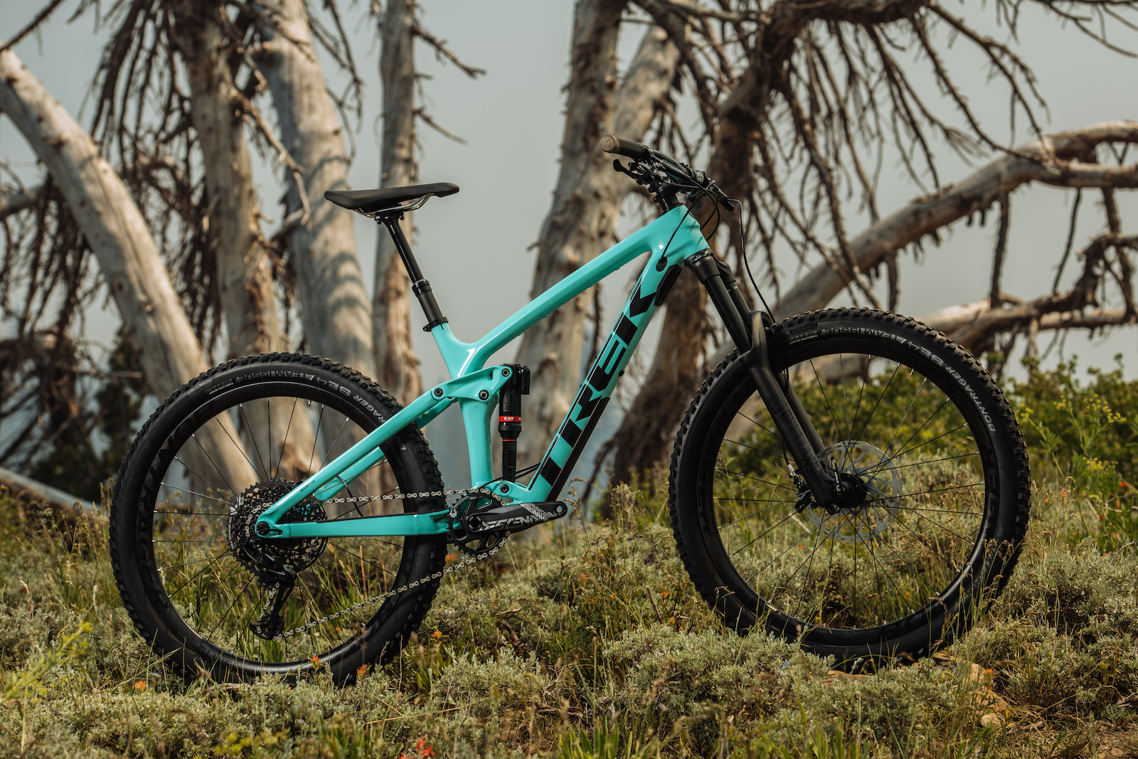 3de14b9a80c First Look: Trek's New 2019 Remedy - Pinkbike