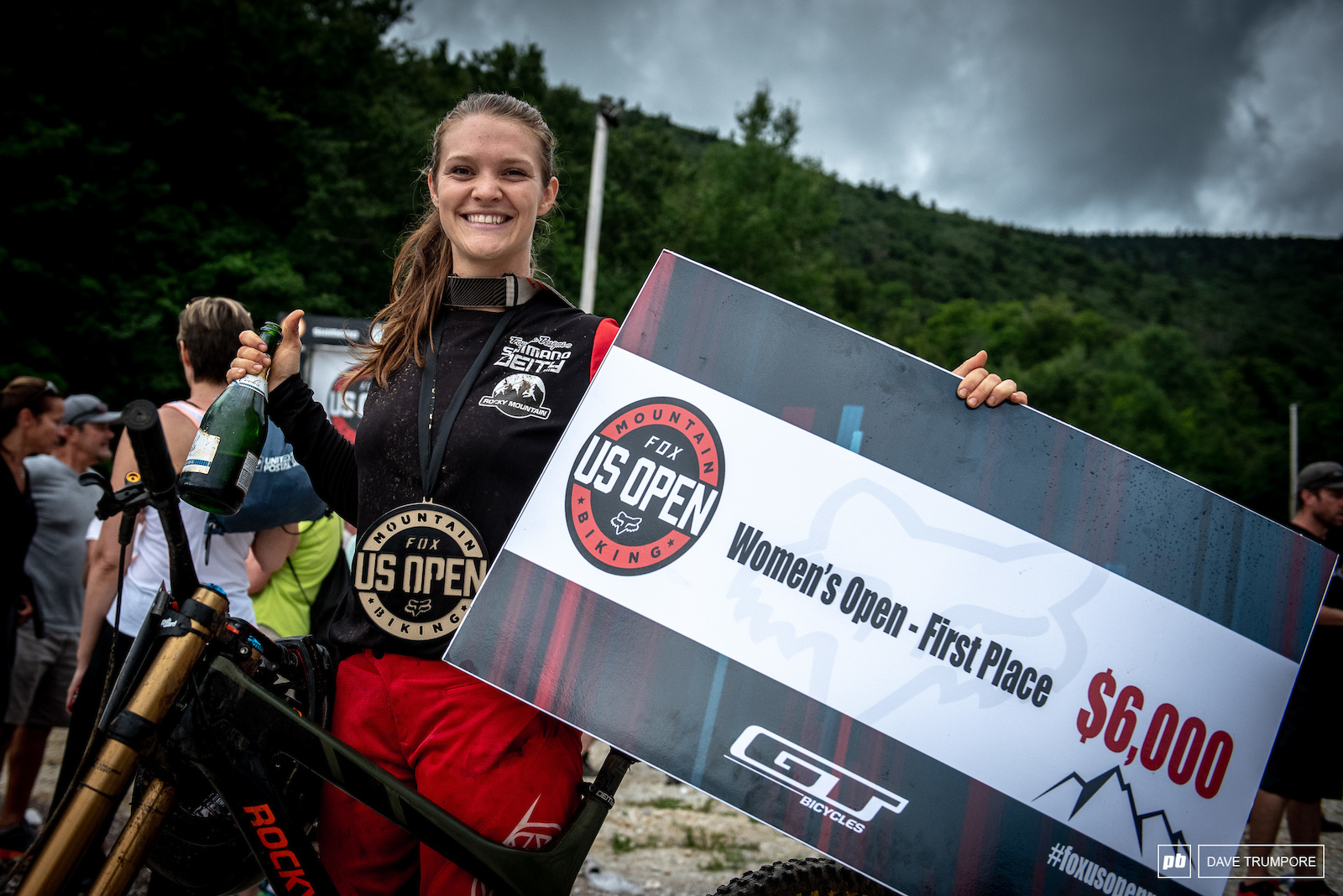 A very nice payday indeed for Vaea Verbeeck