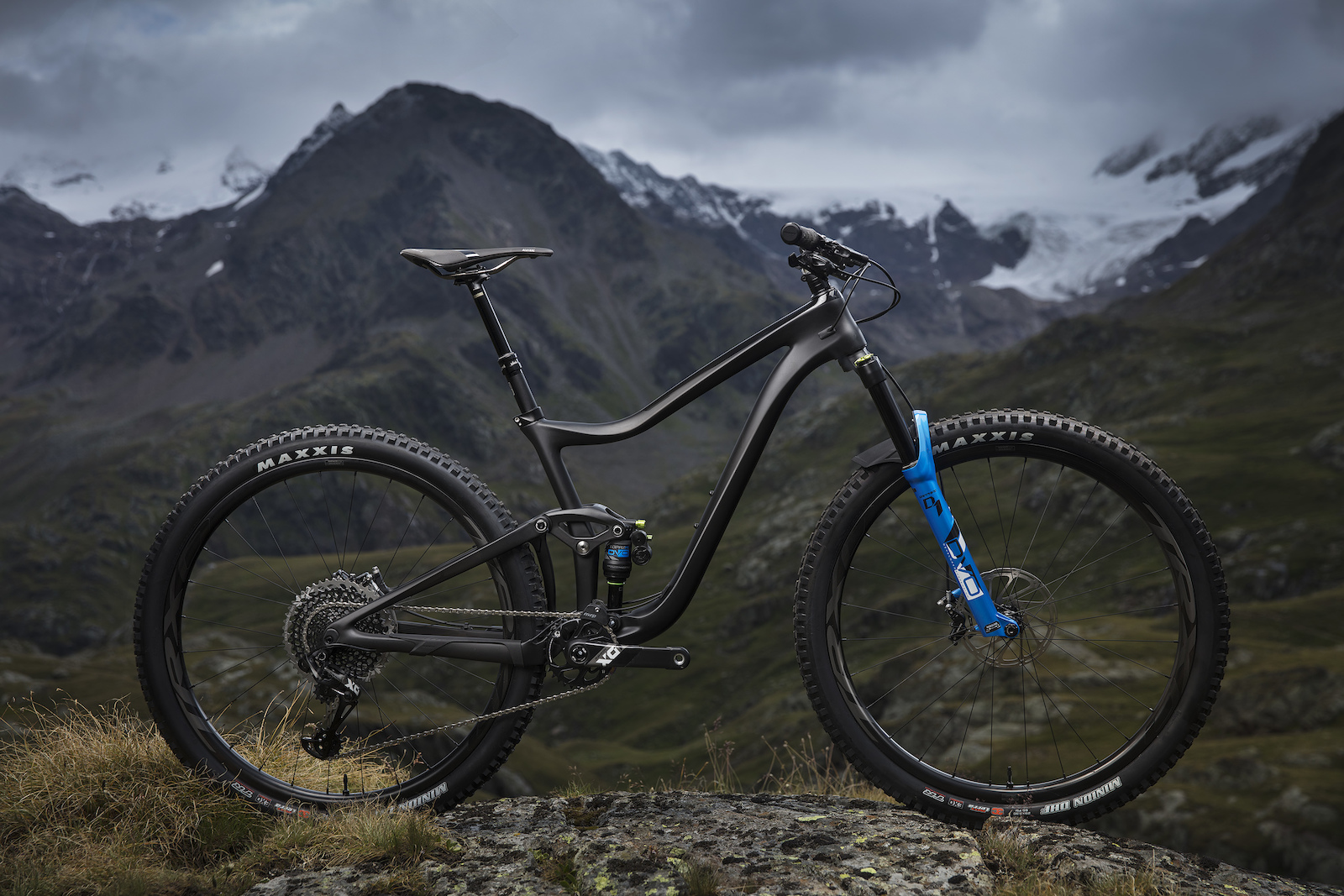 cee93de4092 First Ride: 2019 Giant Trance 29 - Pinkbike