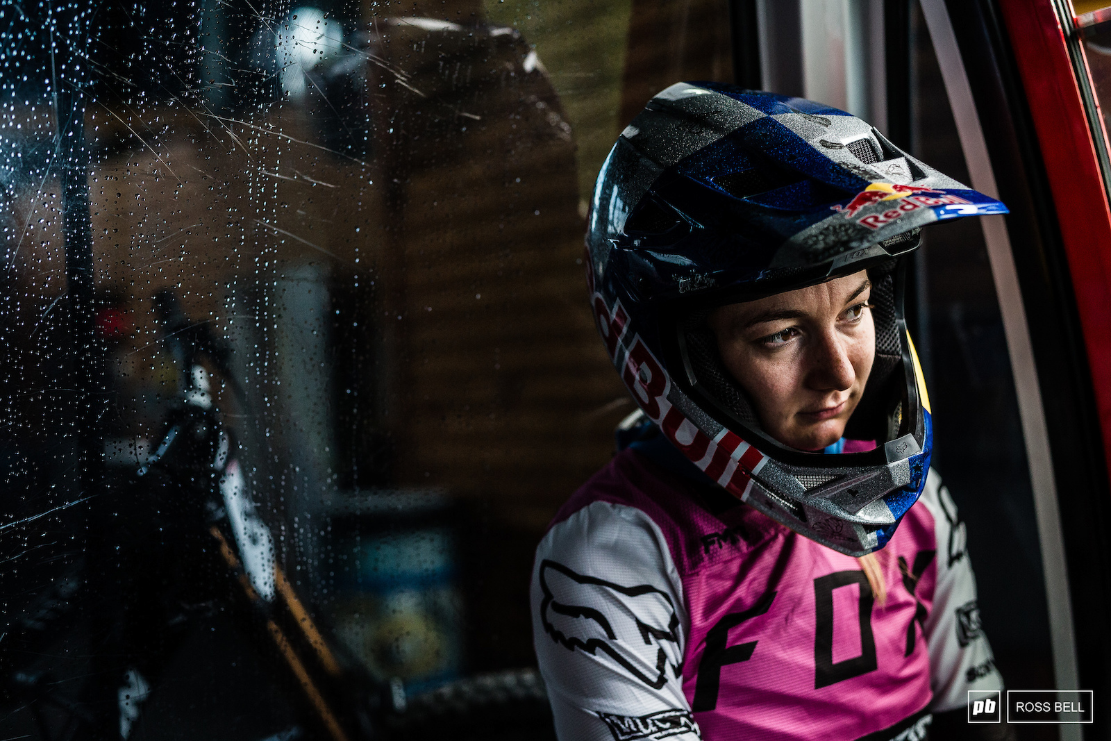 Tahnee Seagrave is hot on the heels of Rachel Atherton in the overall and will want to seize the momentum going into the final round.