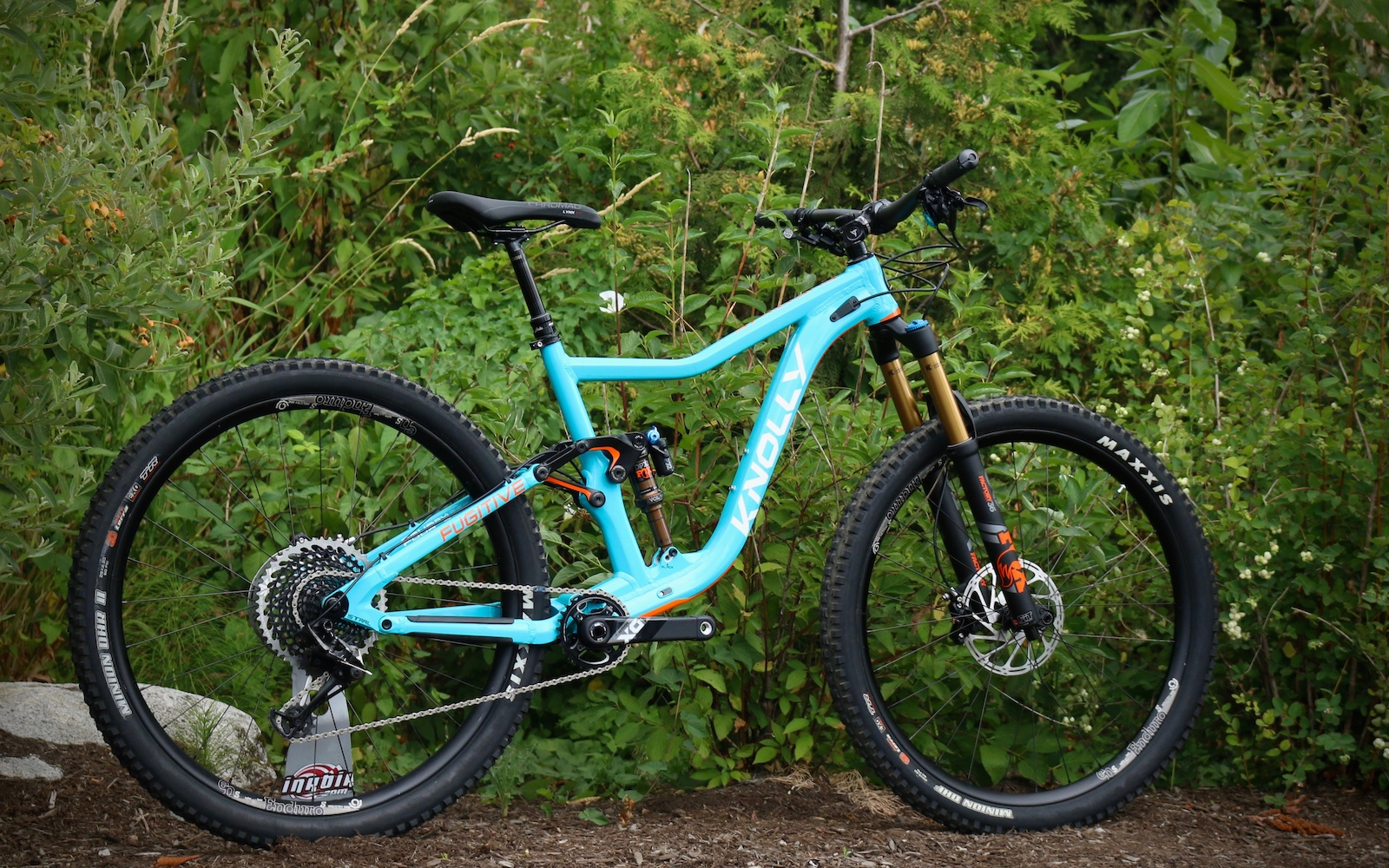 e8054b5100bc Behind the Bike - Knolly s New Fugitive - Pinkbike