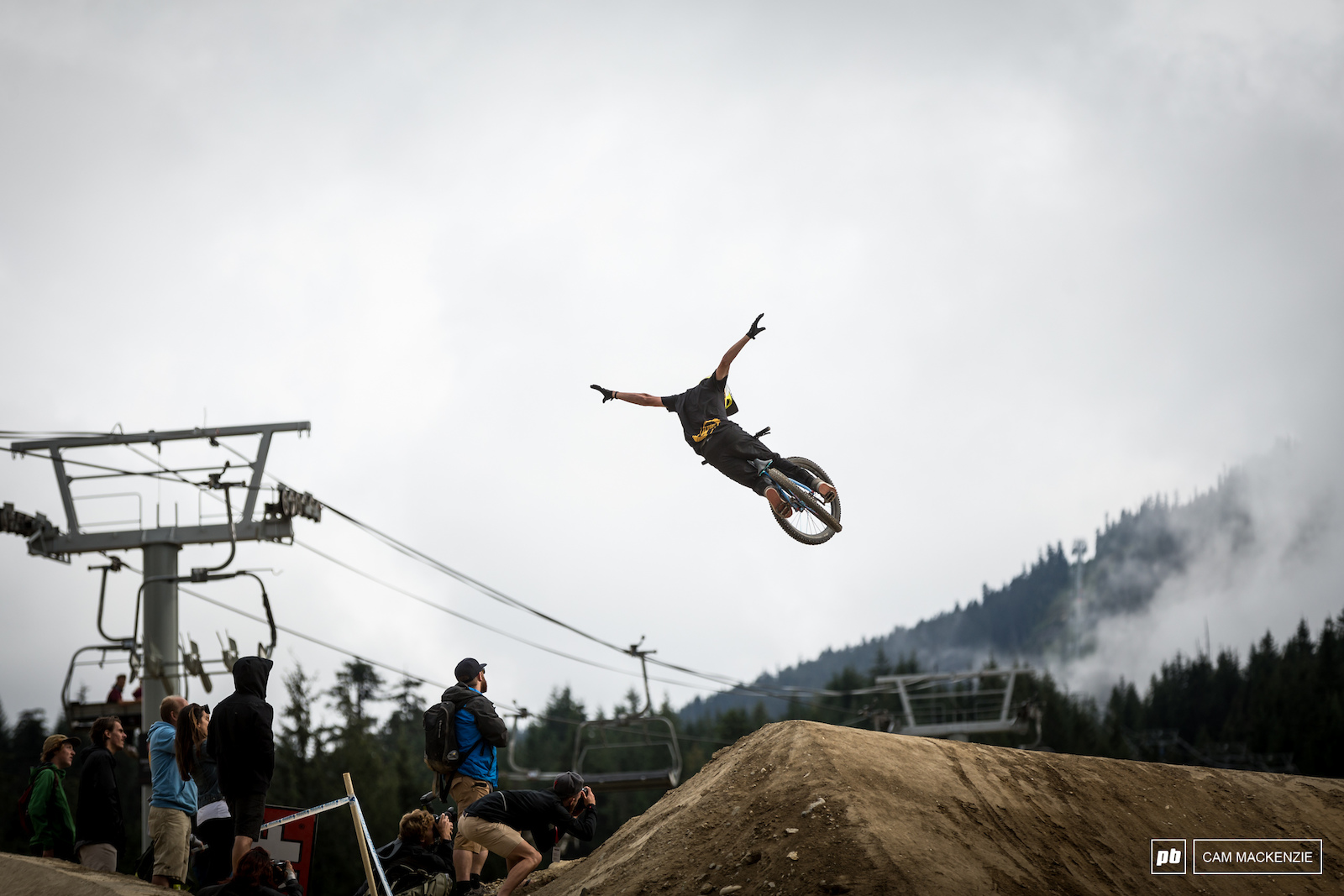 Dual Speed and Style - Crankworx Whistler 2018
