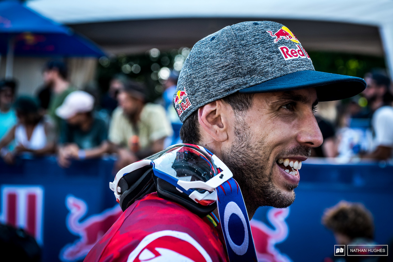 100 World Cups for this man and finally back in the top 10 to boot. Congrats to Gee Atherton.