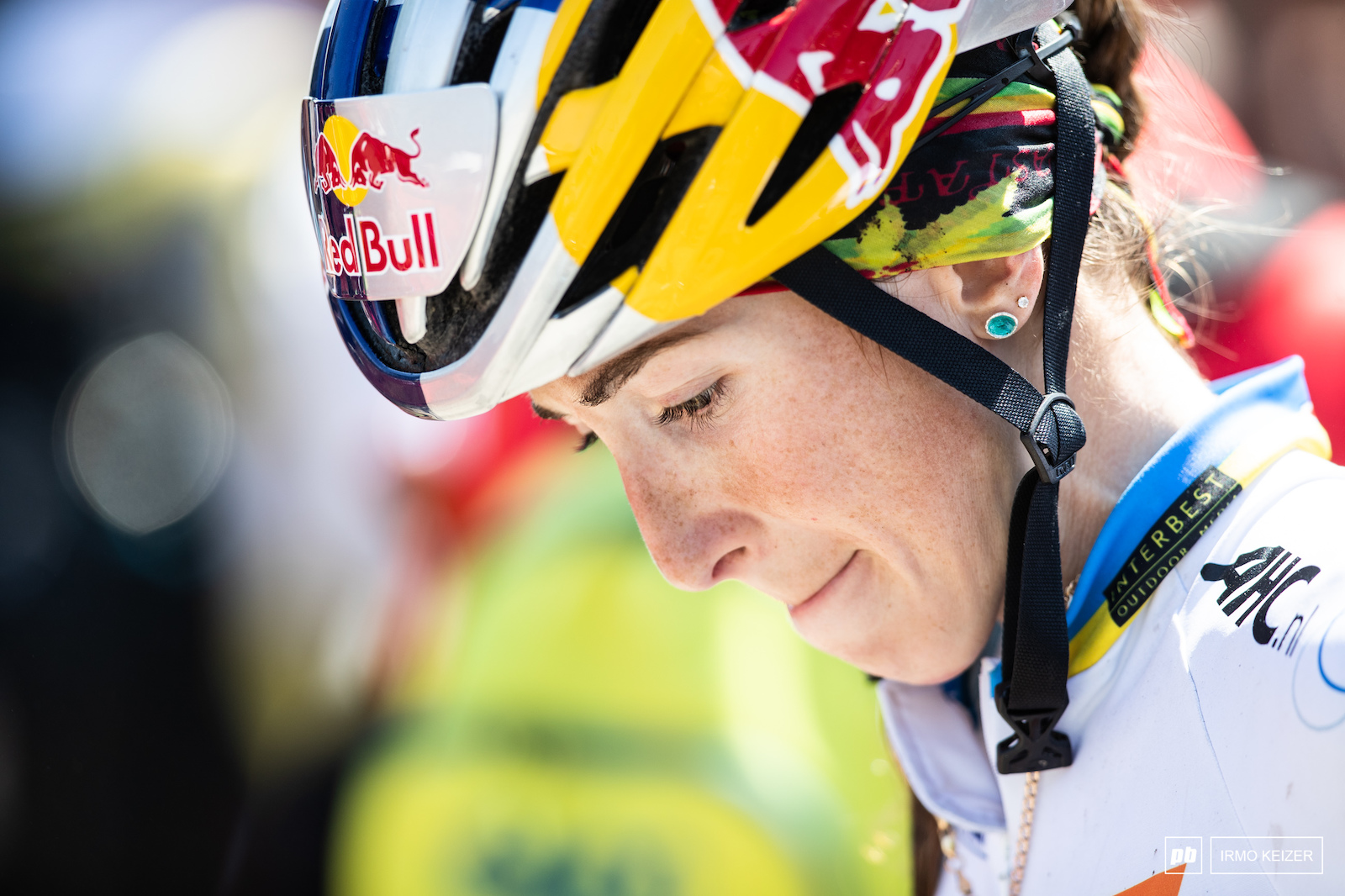 Belomoina crashed on her hip causing pain in an injury she sustained just prior to the season.