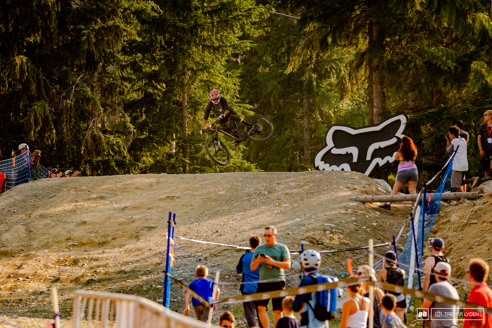 Adrien Loron couldn t quite find his way to the podium this year but this isn t his only chance to take home some Crankworx Whistler hardware.