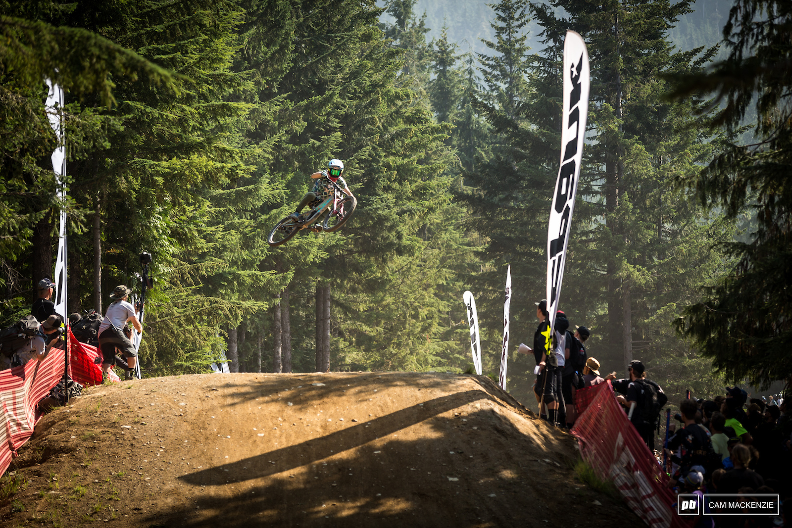 Another Whistler Whip Off another win for Casey Brown