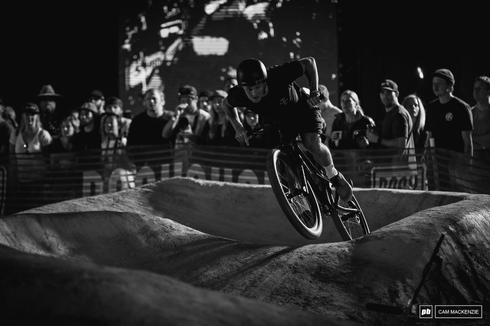 Crankworx Whistler 2018 Rockshox Ultimate Pumptrack Challenge.