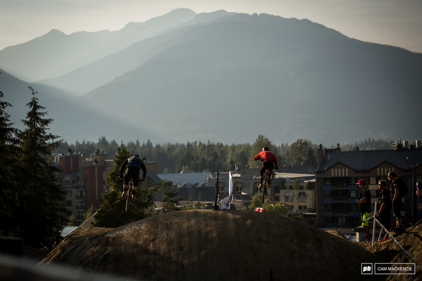 Dear Whistler Thanks for the great evening light. Two more days of it is all we need please