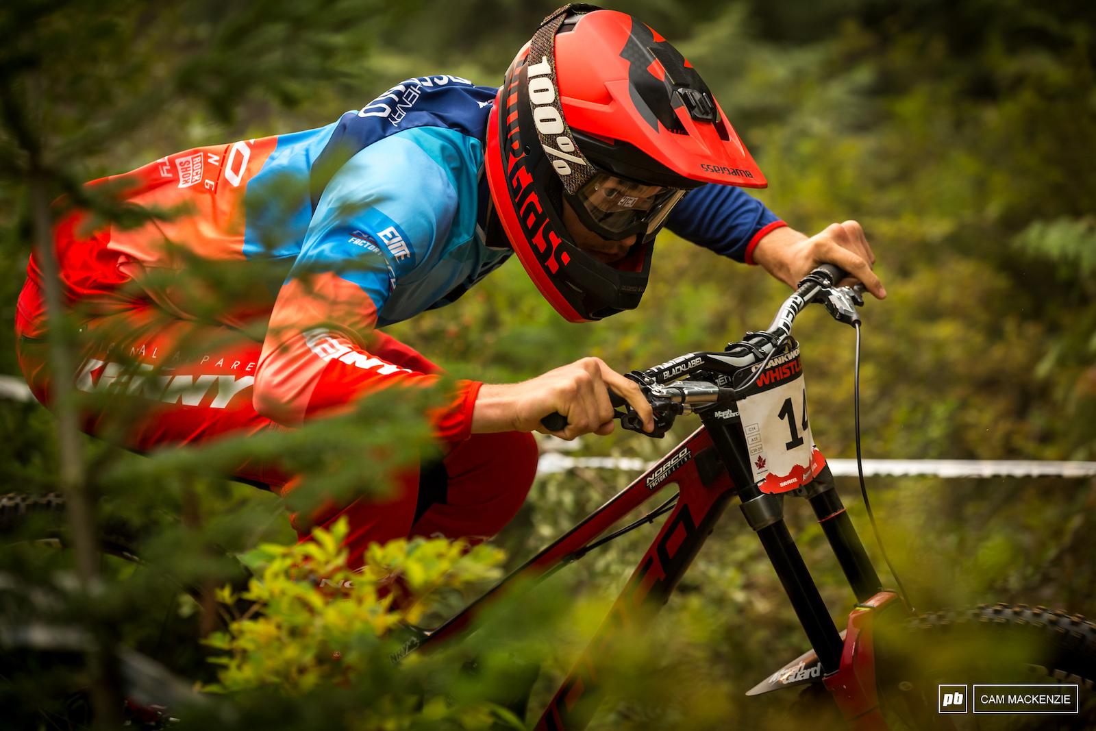 Блог компании Триал-Спорт: Райдеры Norco на Crankworx Whistler