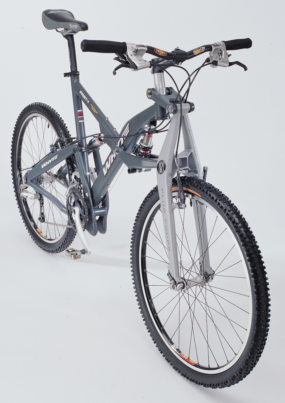 That was a bike:: Whyte PRST-1
