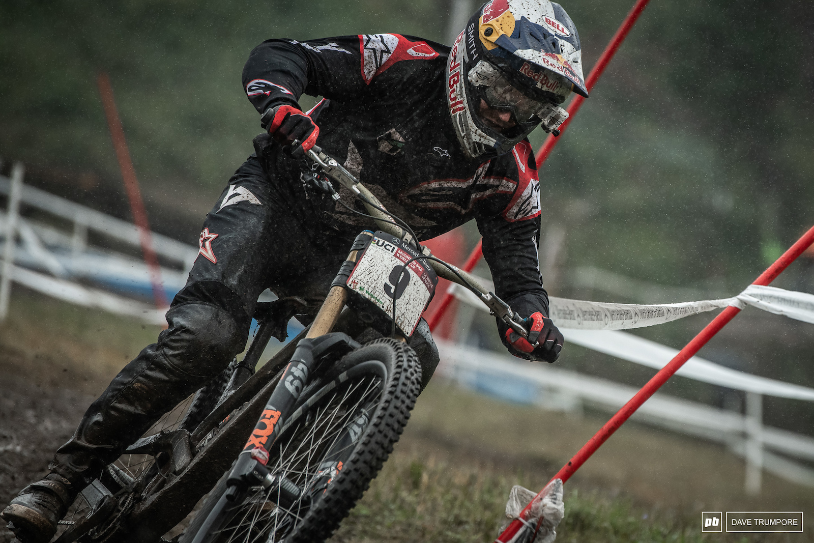 11th for Aaron Gwin in his first World Cup race since since Leogang.