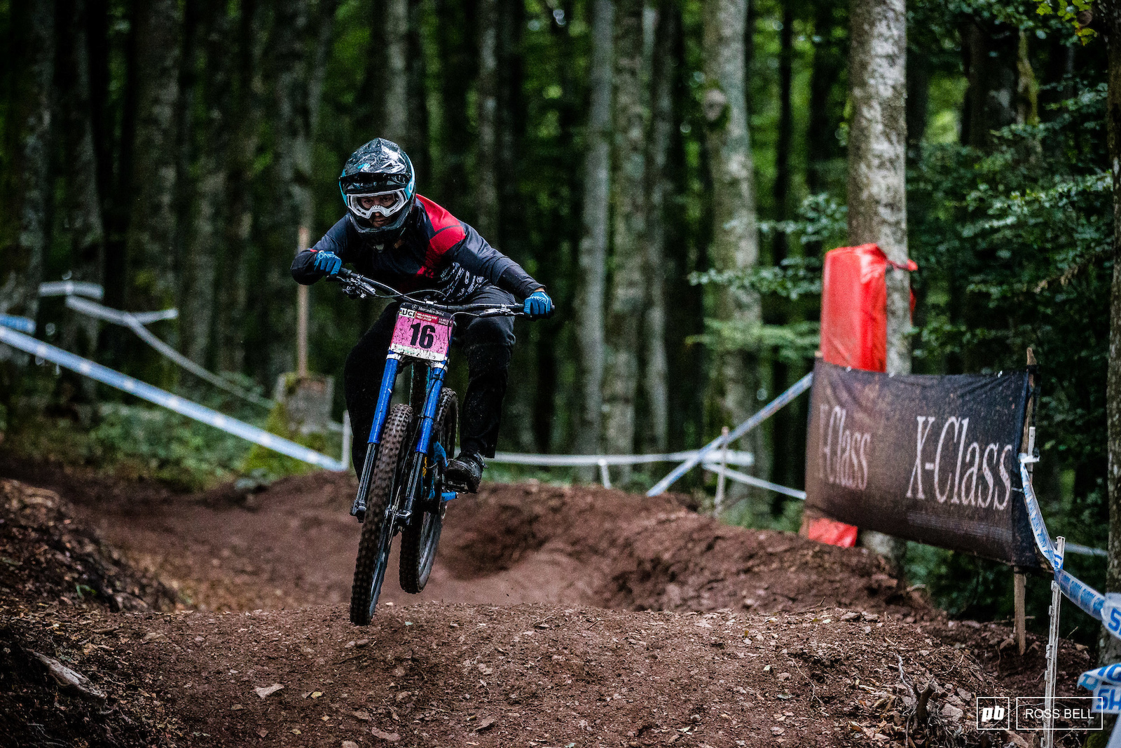 Nina Hoffman missed out on the podium by just under 2 seconds one to watch out for next year.