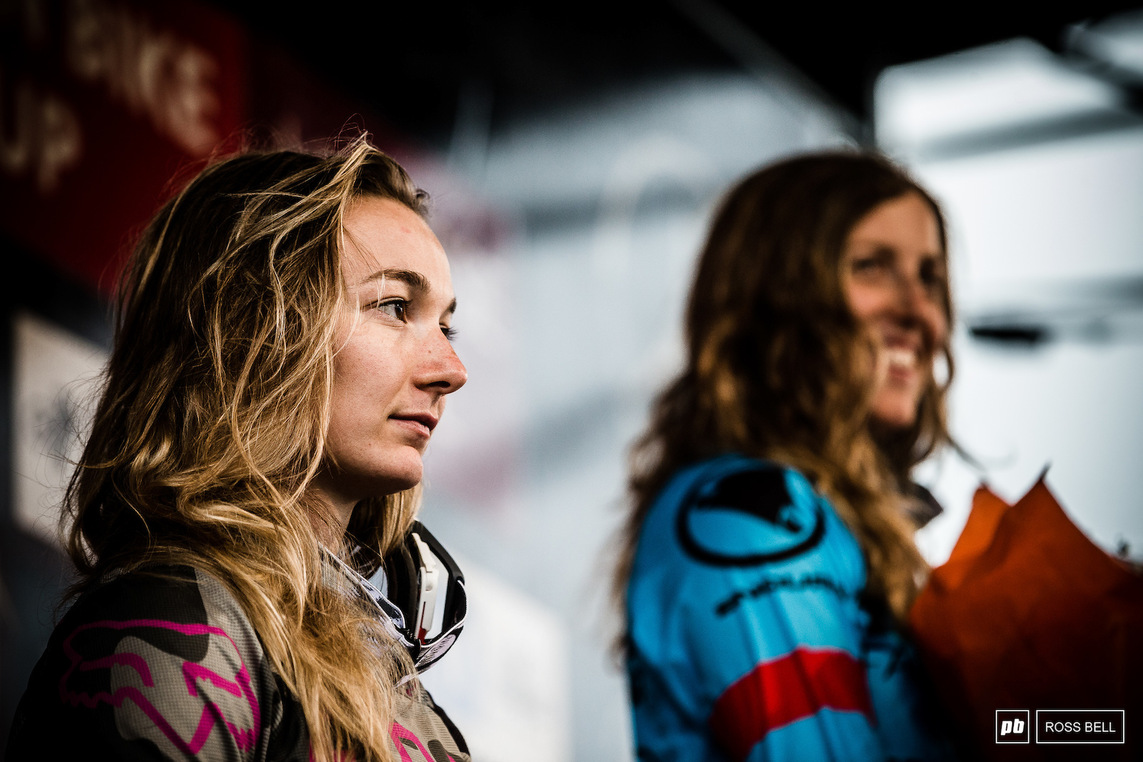 The contrasting emotions that sport brings. Tahnee Seagrave will look to bounce back at World Champs it was Rachel Atherton s day as she racked up her 37th win and took her 6th overall title in the process.