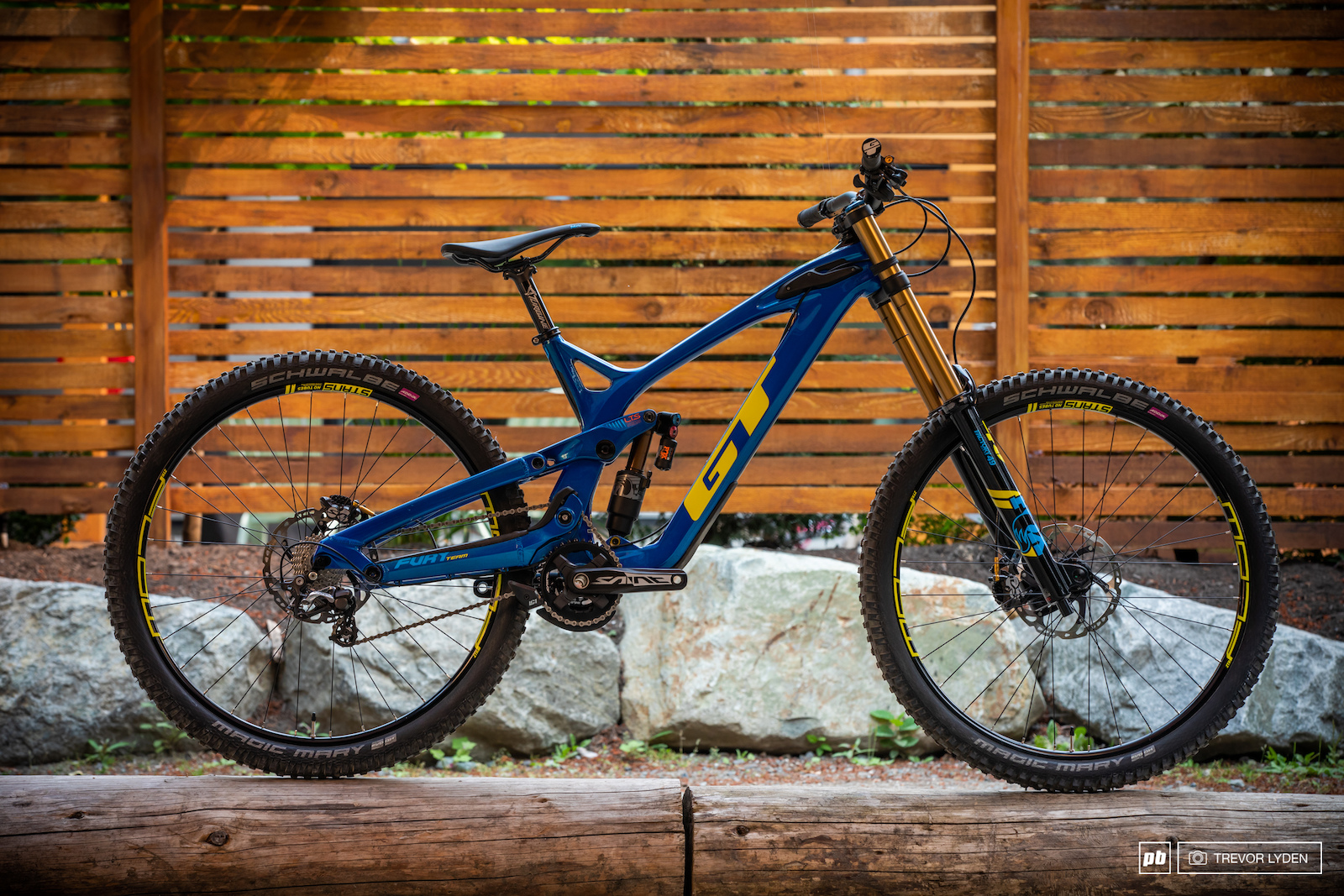 135efcce961 First Ride: GT Fury Carbon Team - Pinkbike