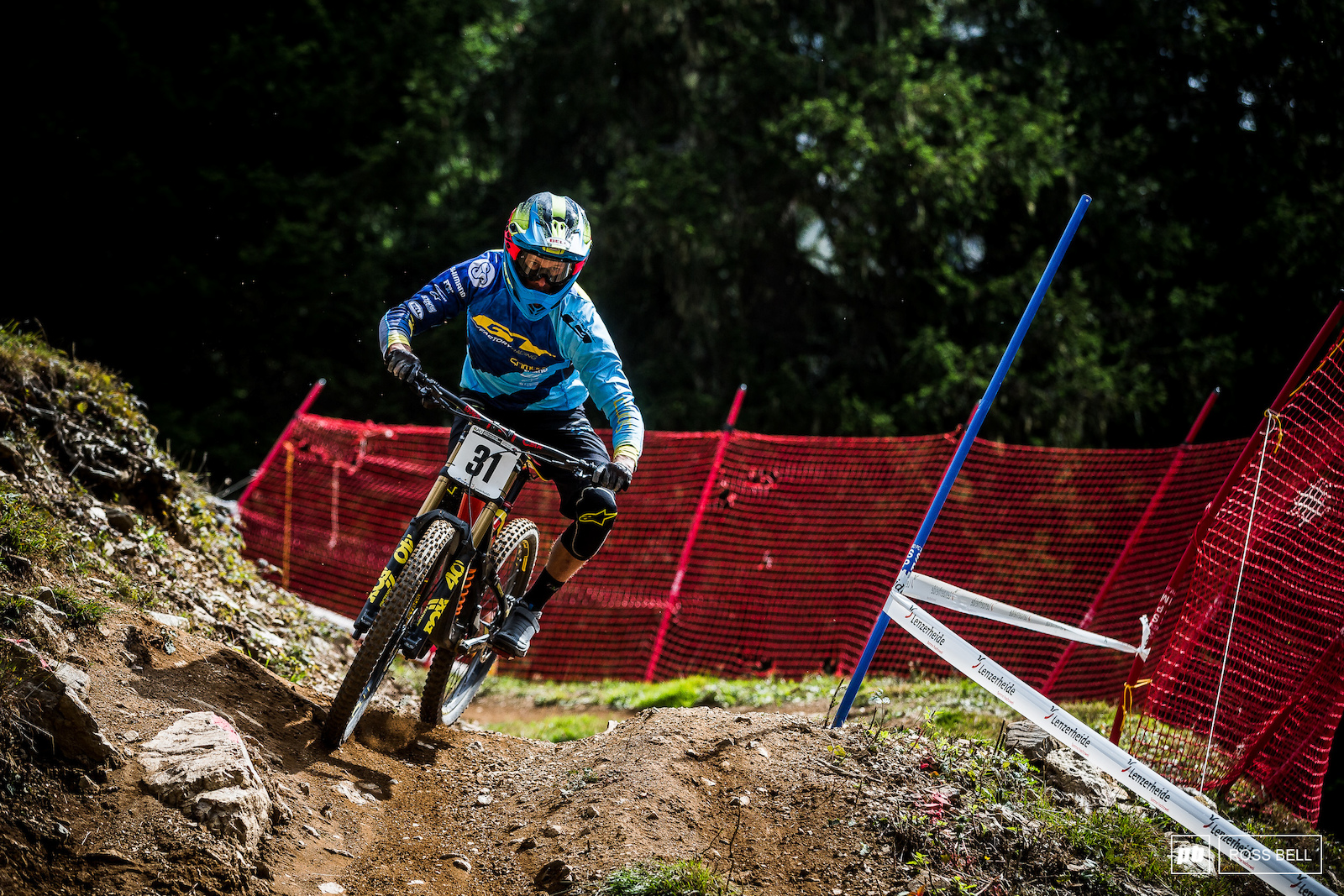 After springing one of the biggest surprises downhill racing has ever seen Martin Maes will be hungry to get his hands on a medal.