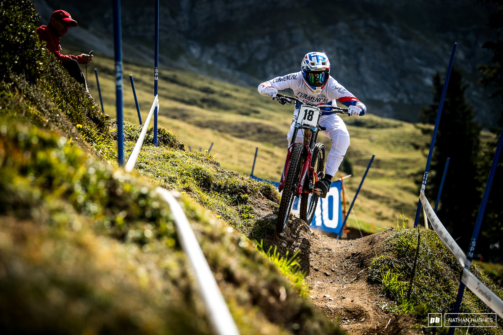 Remi Thirion s top result in La Bresse should have his confidence levels back up and ready to charge for the medals at the weekend.