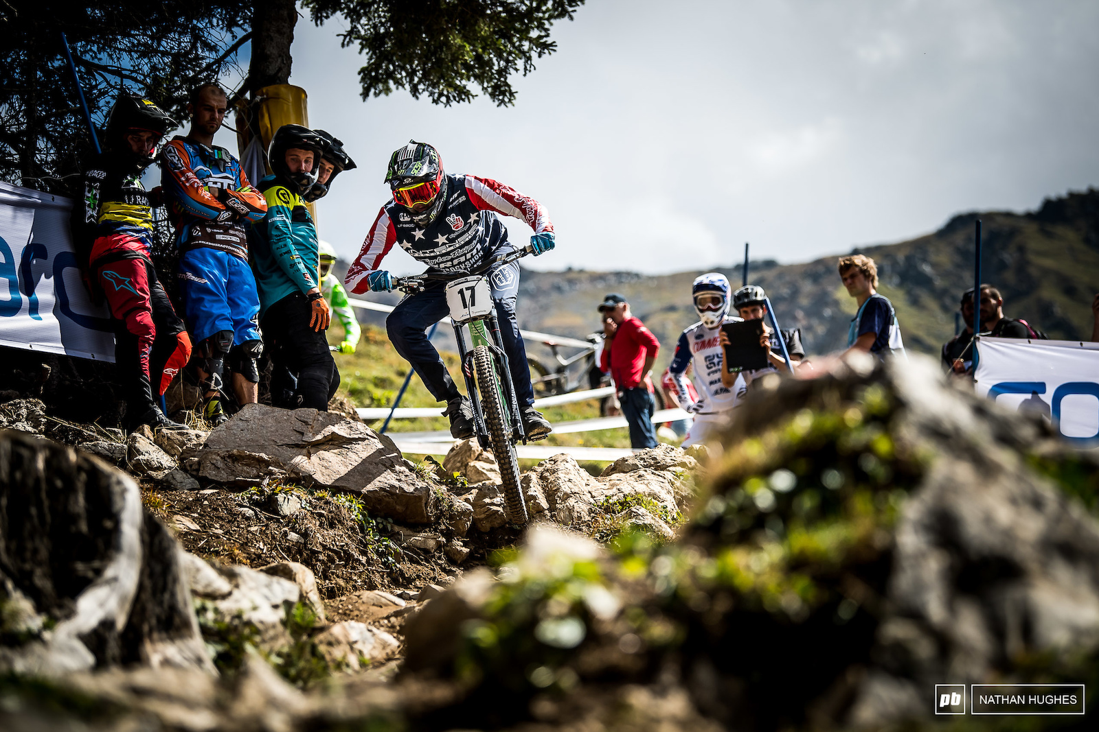 Team rumours are swirling and Charlie Harrison wants a big result to end a season as a mainstay top 20 rider.