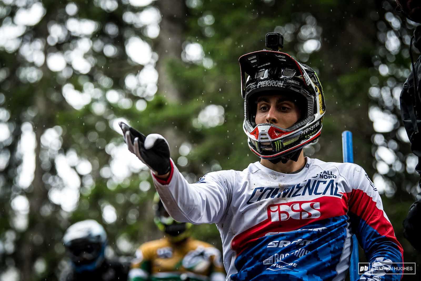 Happy enough with the WC overall or still pinning for more We think we know what Pierron s into.