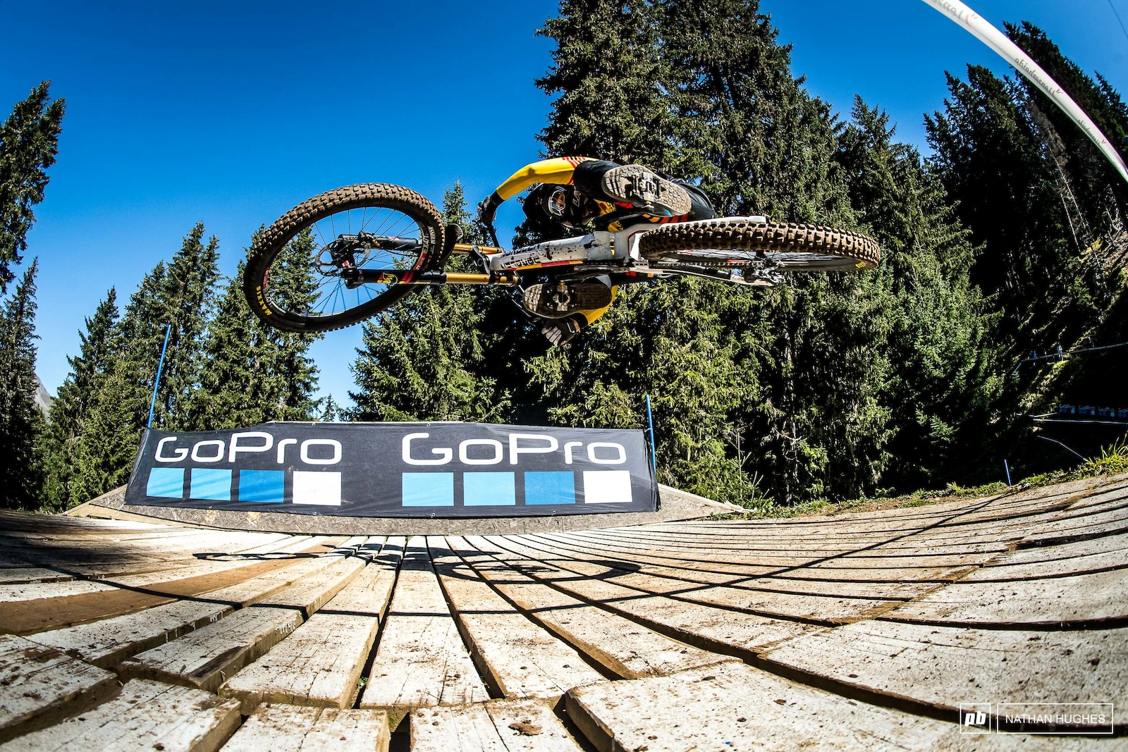 Alex Marin might just have taken the unofficial scrub-off World Champs this year...