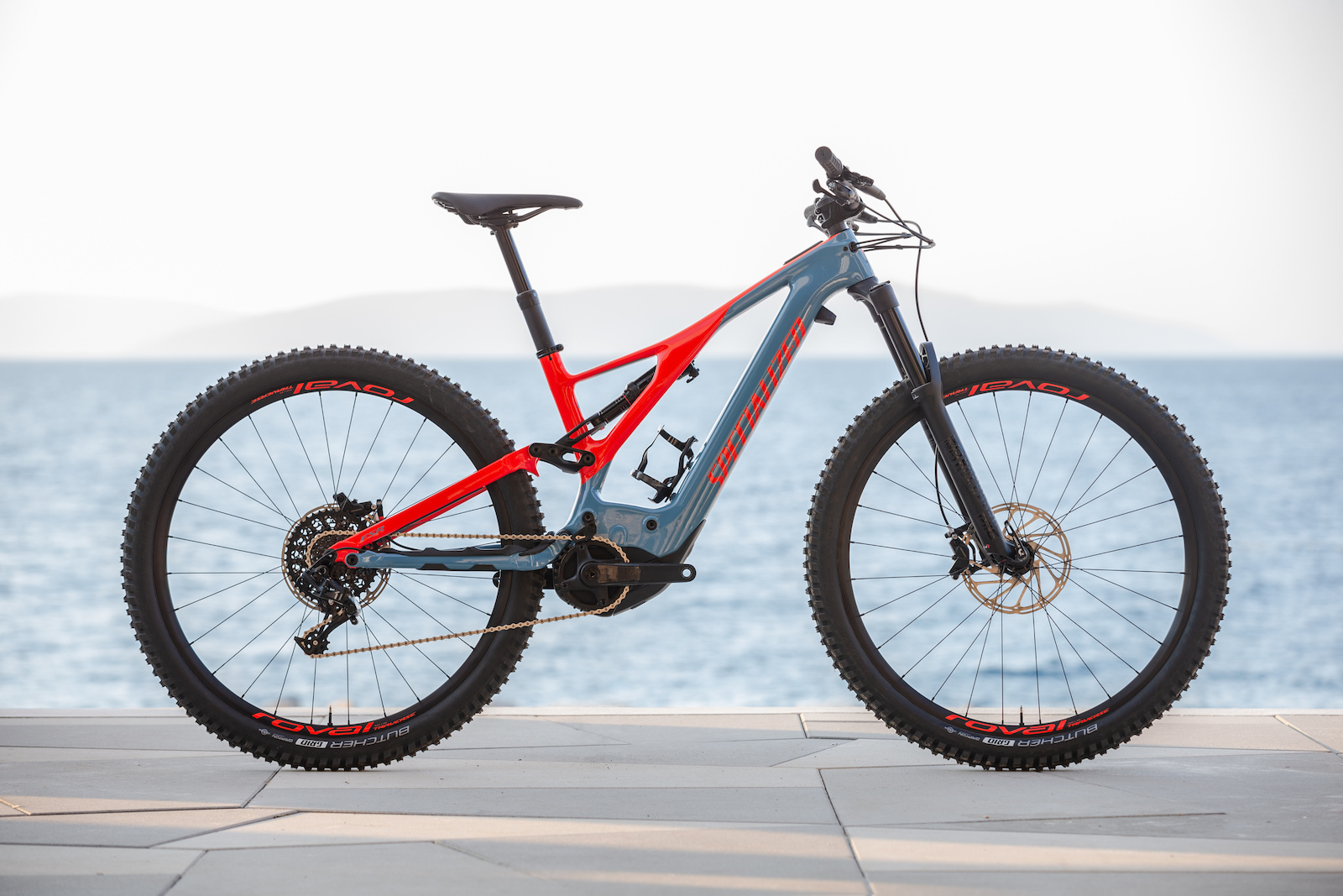 c57e2e1588a First Ride: Specialized's New Turbo Levo FSR - Pinkbike