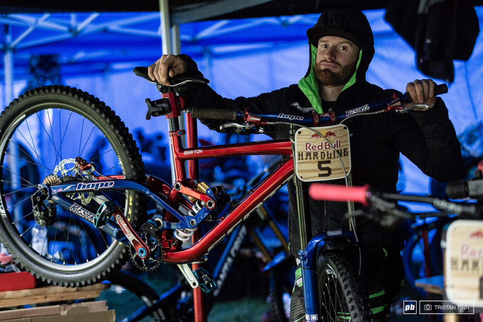 Little luck for the Kestrel since qualifying 9th at World Champs. Injury would plague him in qualifying a real shame following his near miss at Hardline glory last year.