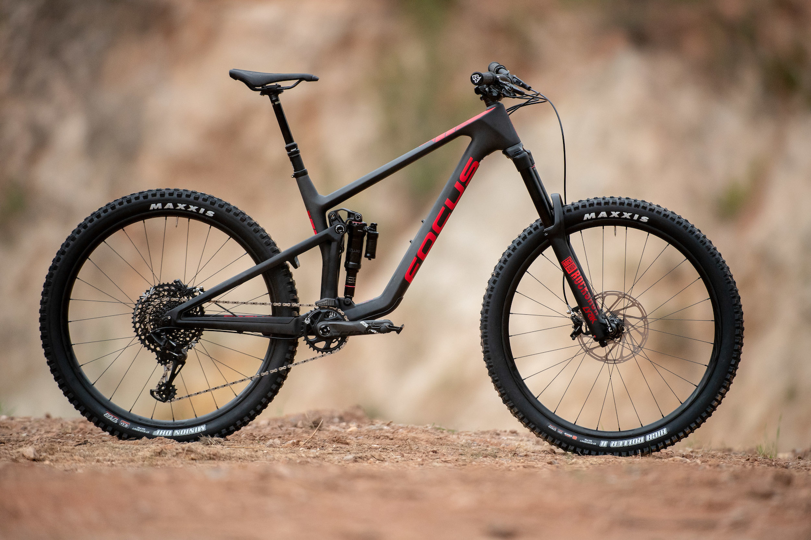 89f96300554 First Ride: The New Focus SAM is a 170mm Lightweight - Pinkbike
