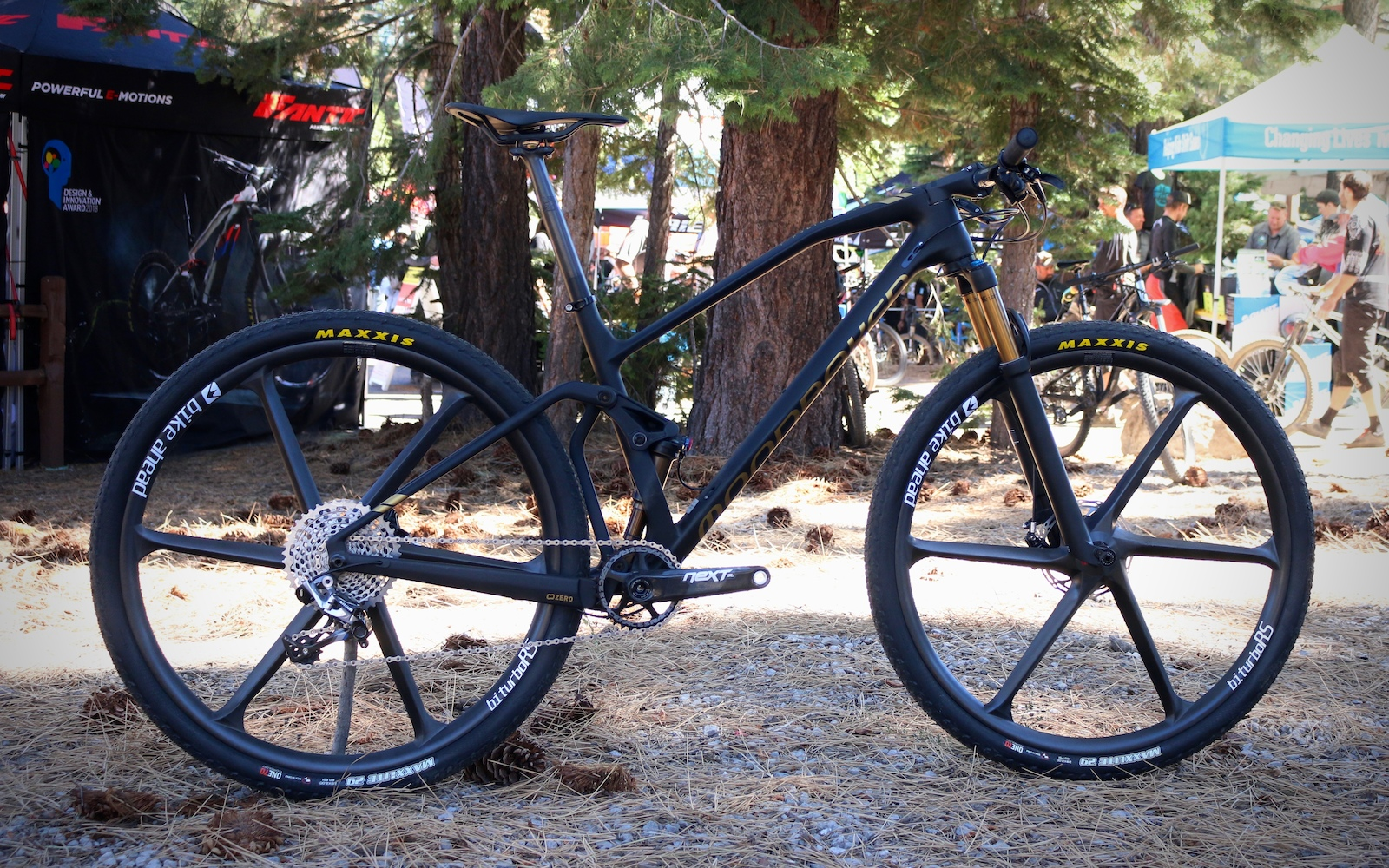 770763c3452 Is this Mondraker Prototype the Wildest XC Bike of the Year ...