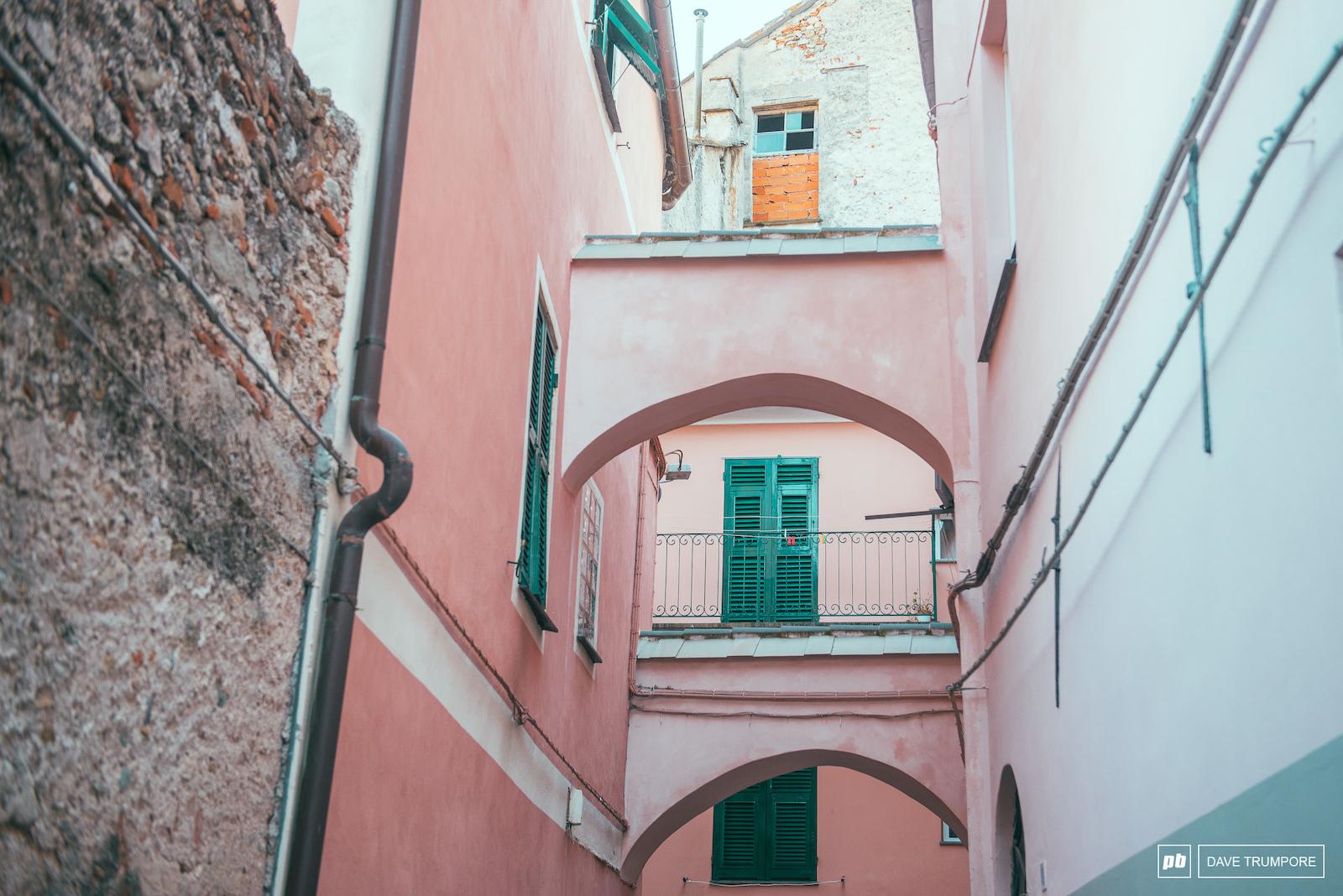 Colorful Finale Borgo