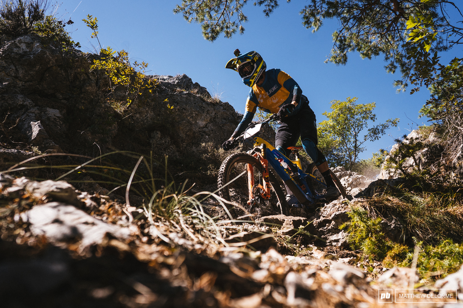 Zakarias Johansen will be looking to follow up Ainsa with another top ten result. This may be the place to do it.