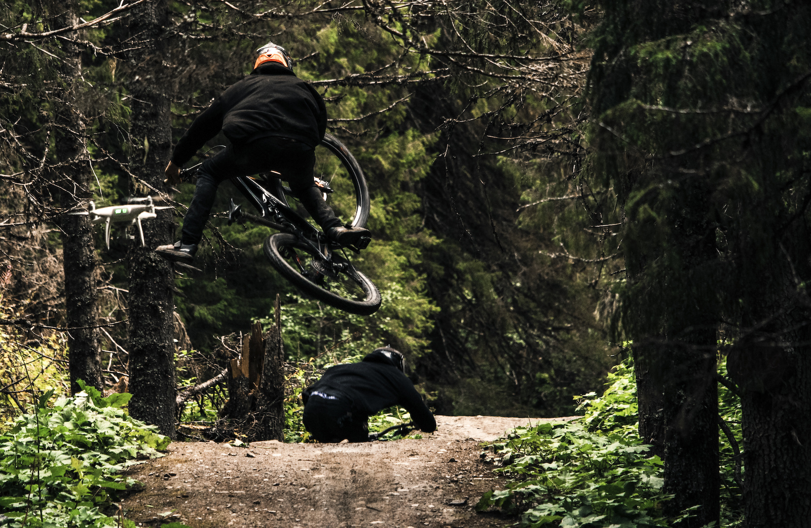 Shots from filming Sequence01. Photo Carl-Fredrik Andersson