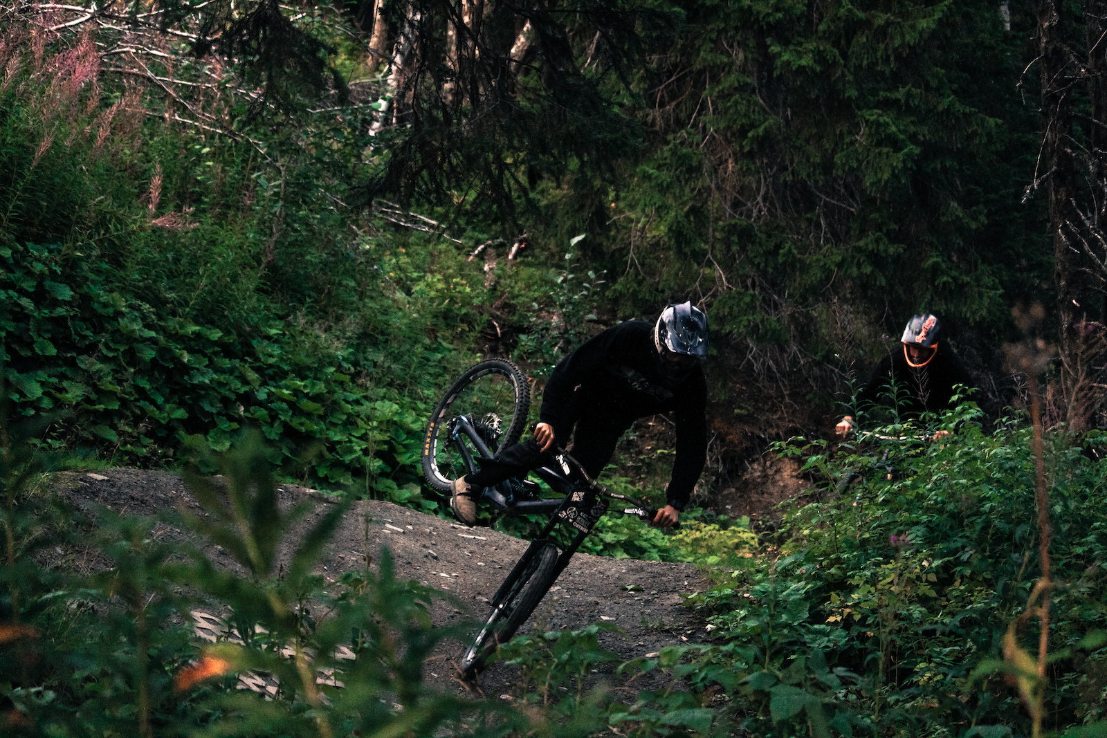 Shots from filming Sequence01 A project full of passion Photo Karl-Fredrik Andersson