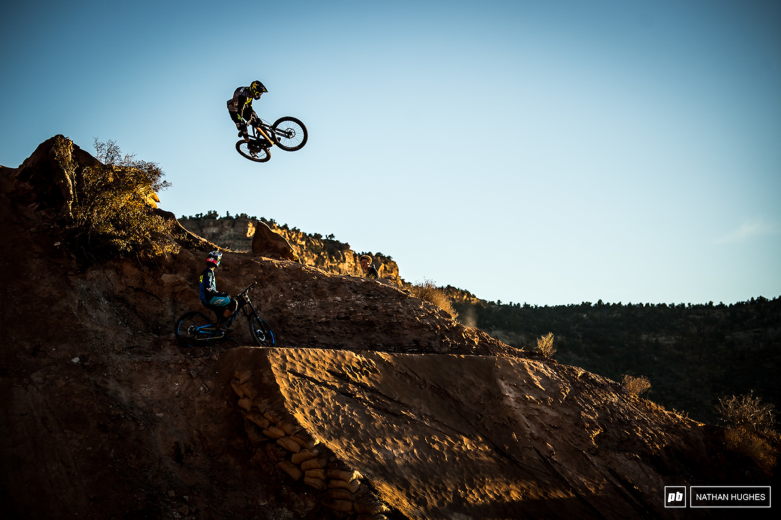 Sorge boosts the ridgeline hip shared with Aggy.