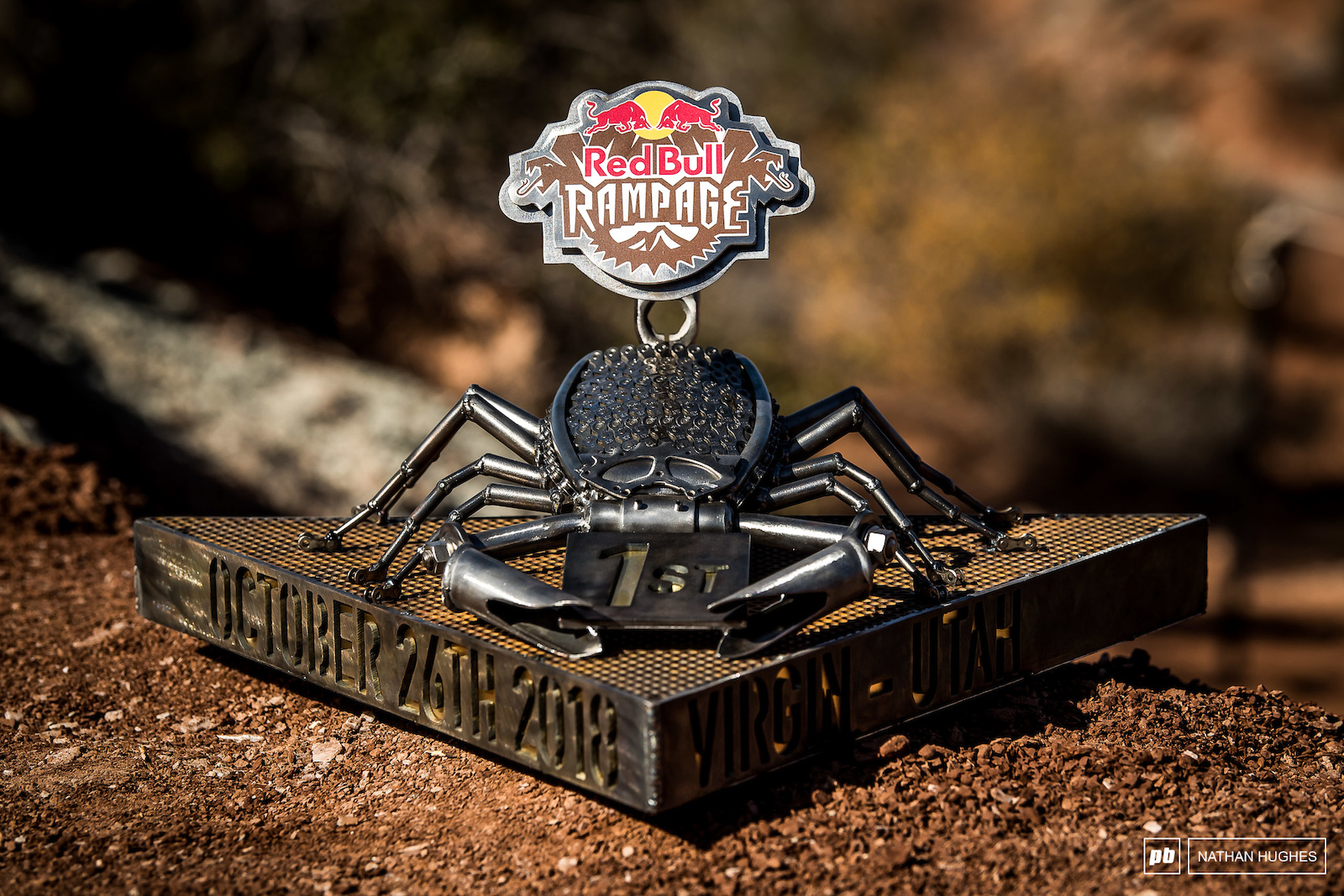 A scorpion 21 riders would love to get stung by tomorrow.