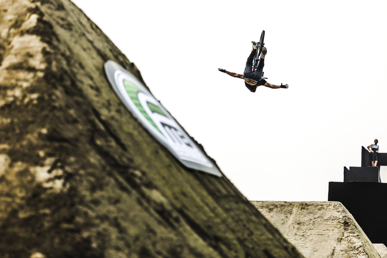 Front Flip No-Handers among other things sealed Timoth 1st place today.