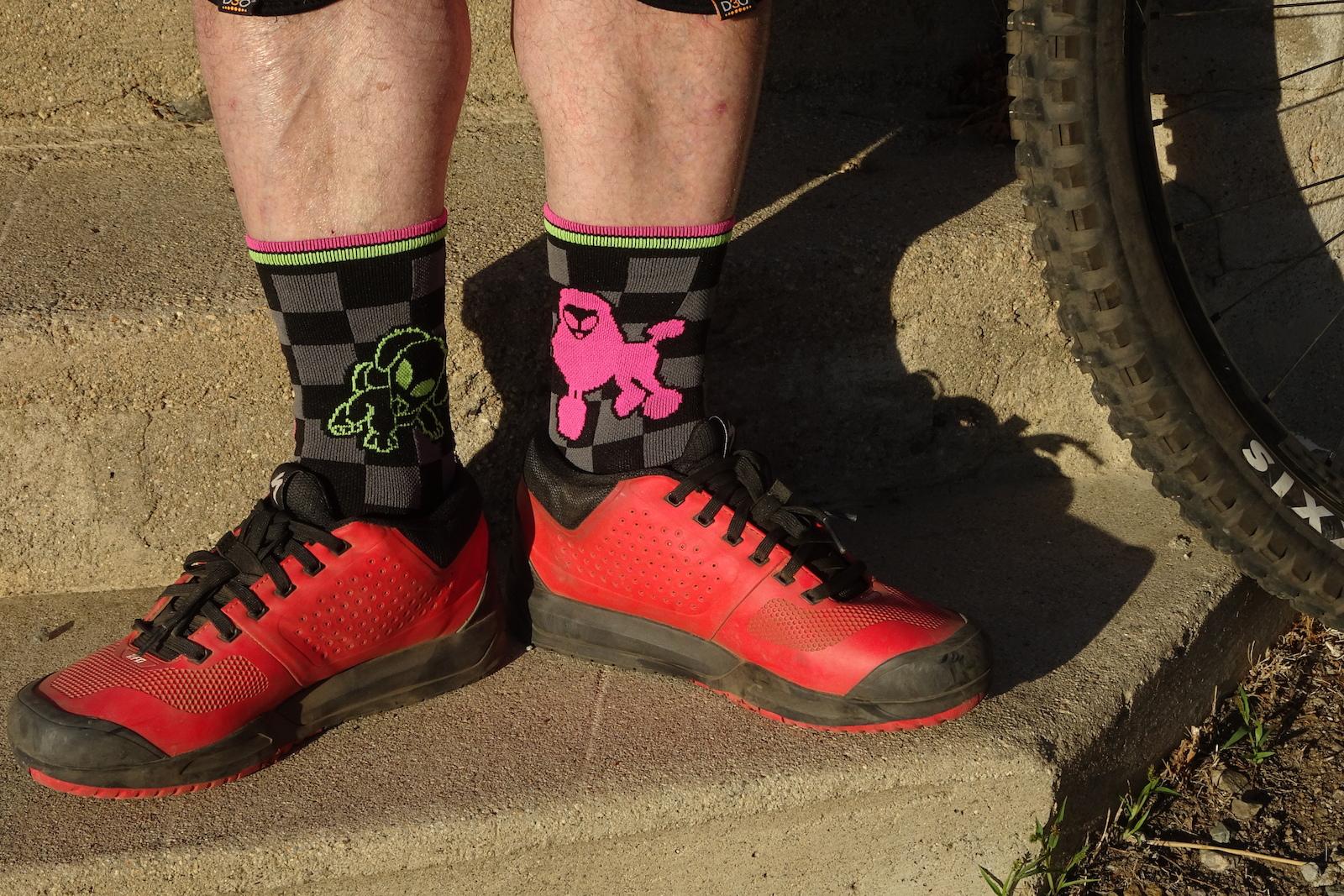 Alien Socks