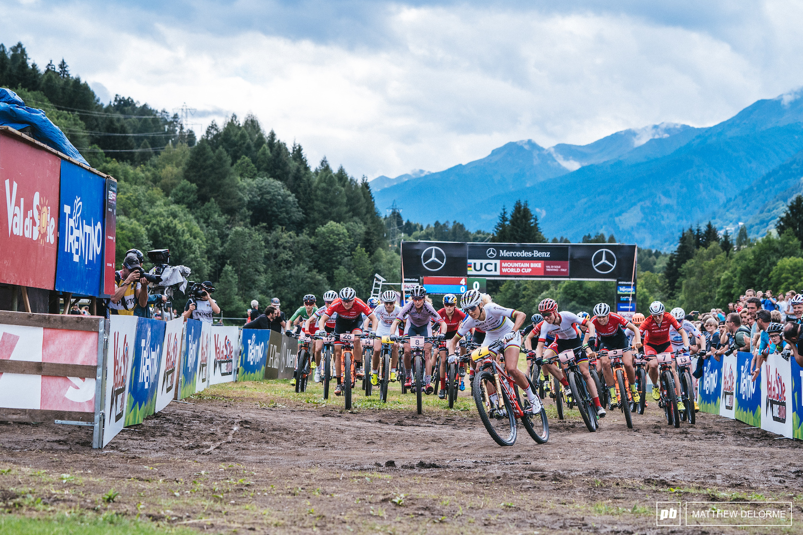 The riders come off the start hot and don 39 t back off the throttle until they cross the finish. The wider-taped grass sections provide plenty of opportunity for passing. If you are a fan coming out for a bit of a quick racing fix STXC serves up plenty of action.