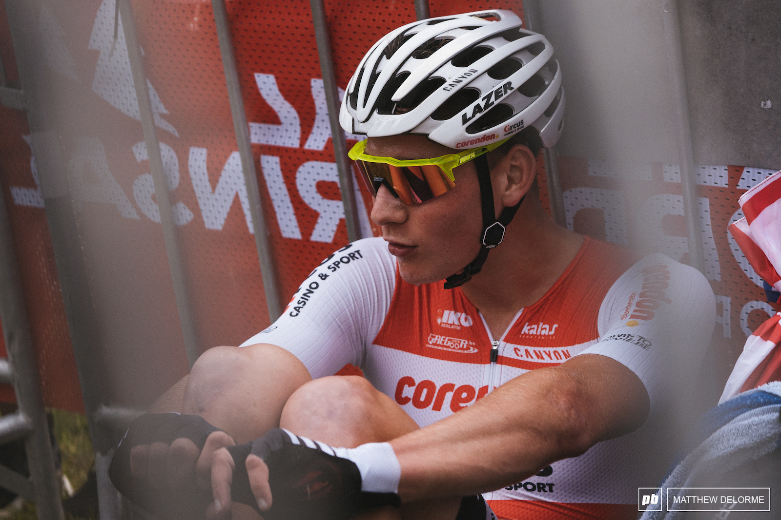 Mathieu van der Poel was built for STXC but he still had days that put him in the hole.