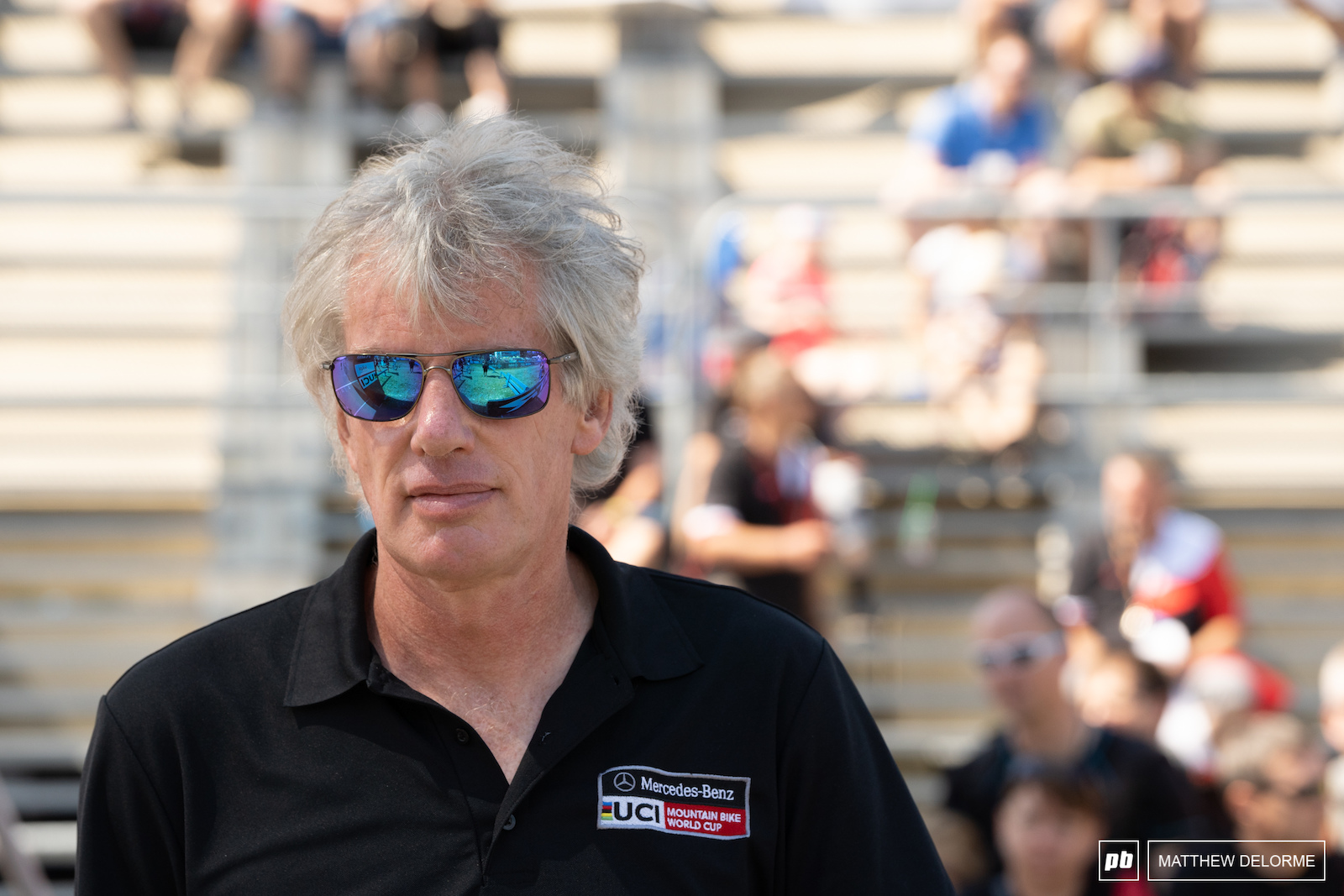 Simon Burney has been a Technical Delegate for the UCI since 2007 and is currently the Sports Coordinator for XCO.