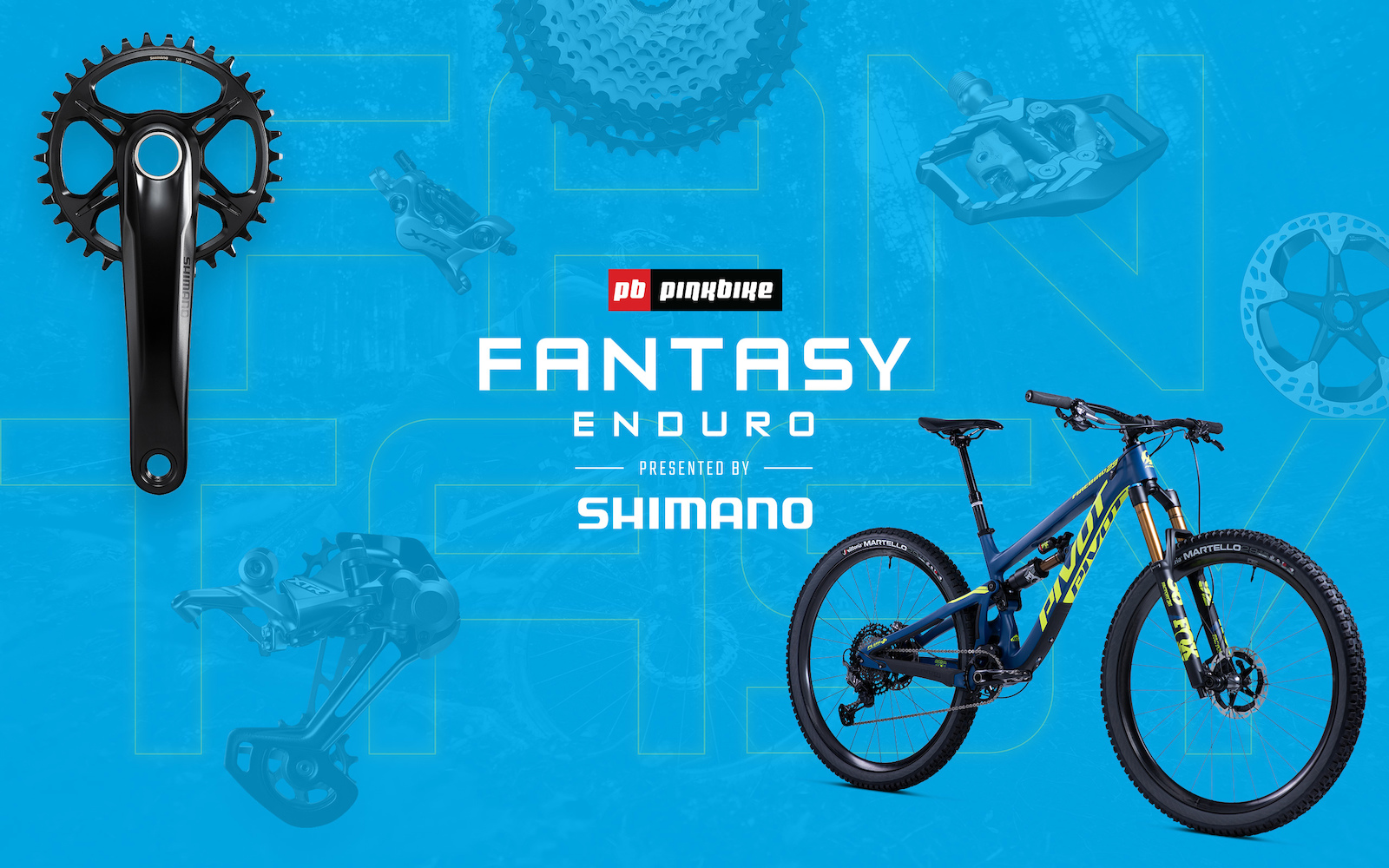 1e3a61595 We are excited to announce the launch of Fantasy Enduro Presented by  Shimano. Pick your dream Enduro World Series World Cup team and you could  be in the ...