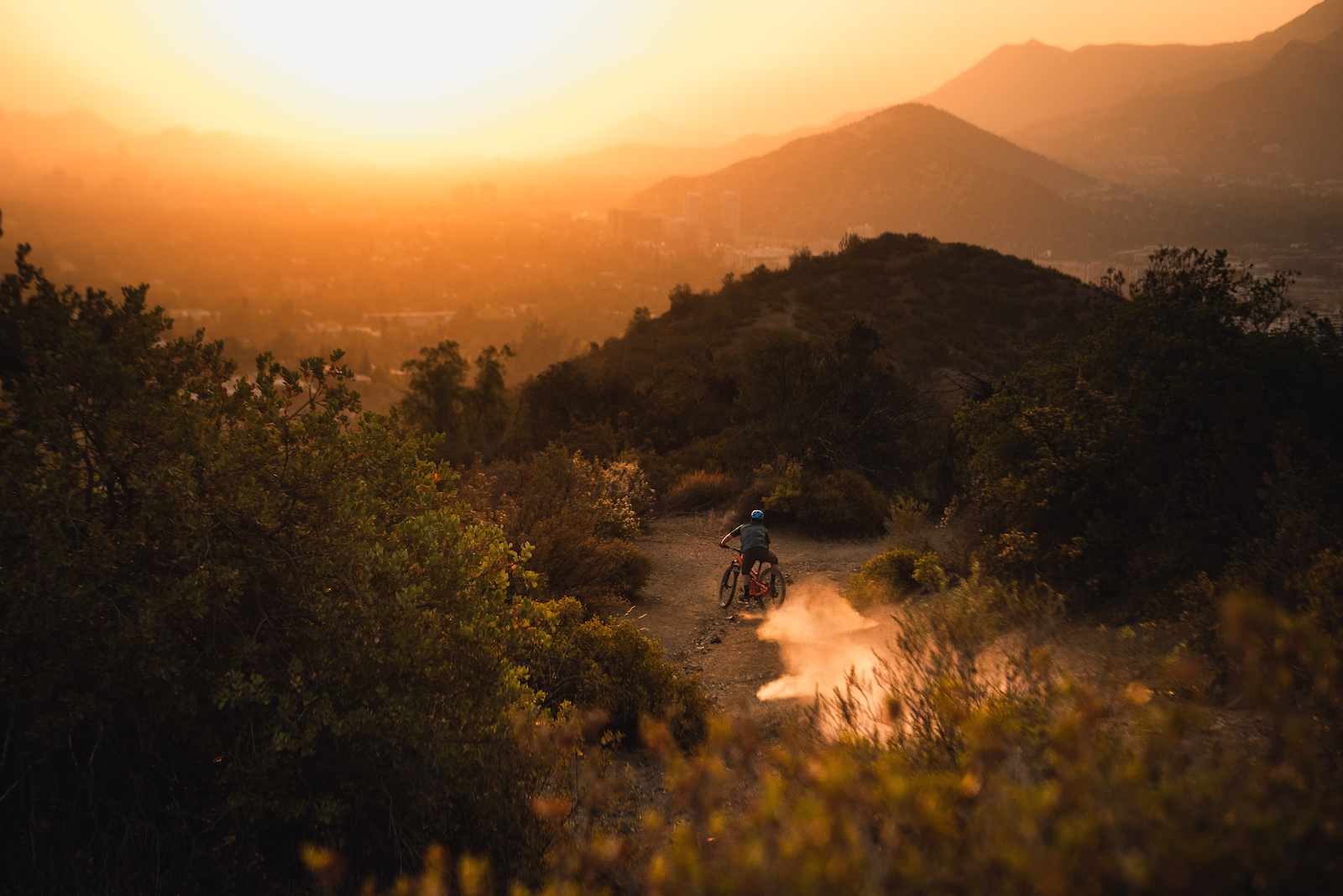 Hacienda Las Varas just above Santiago is always a popular spot for racers looking to stretch their legs after a ling flight and a long winter in North America.
