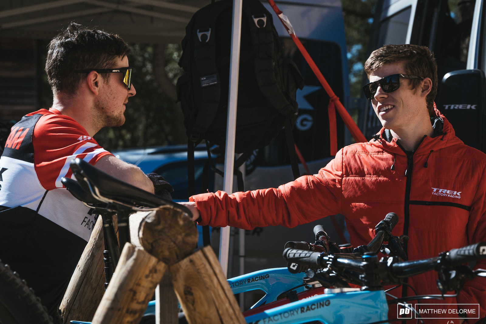 Coops and RC talk race rigs sunnies and the up coming season.