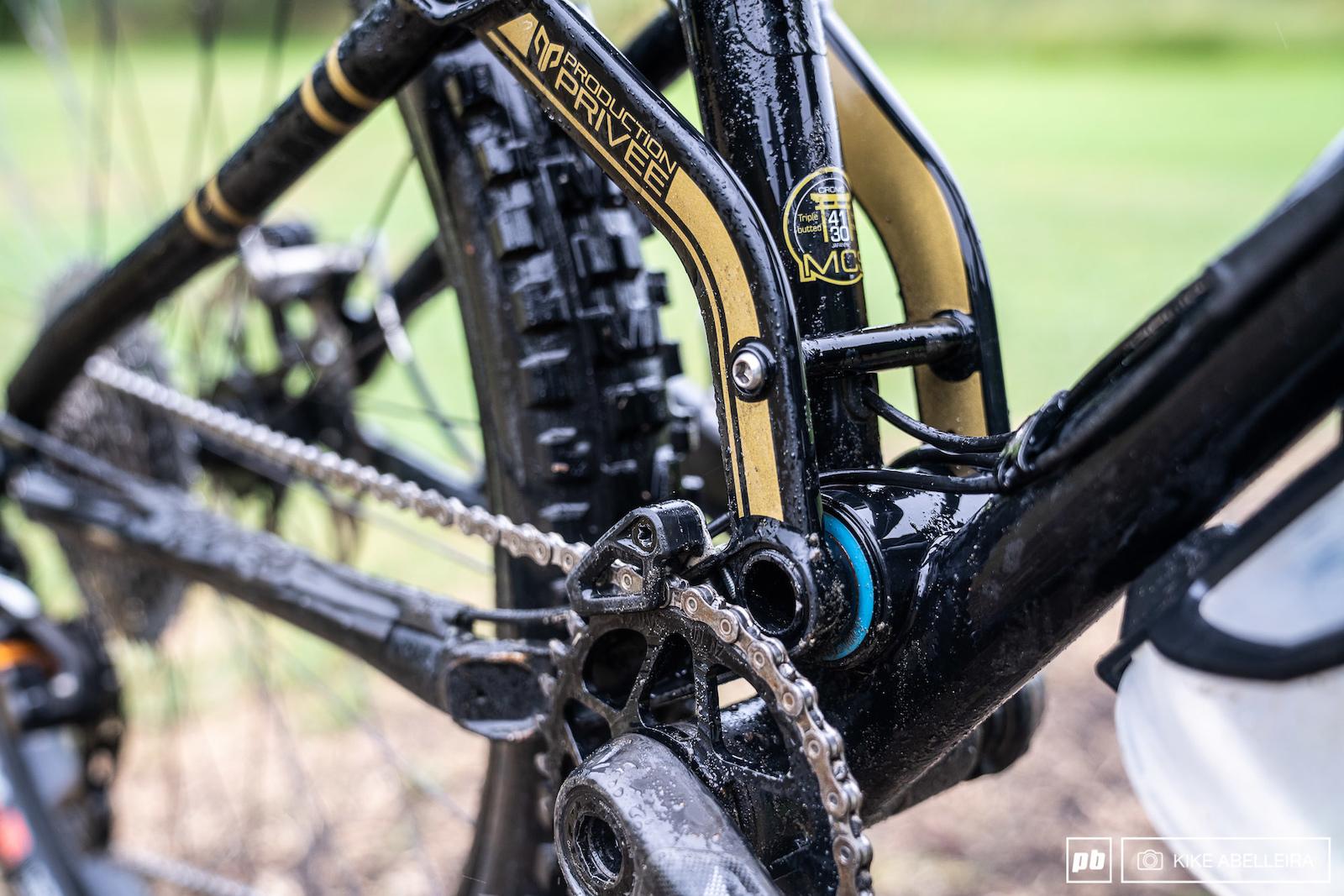 NZ Enduro 2019 bike checks