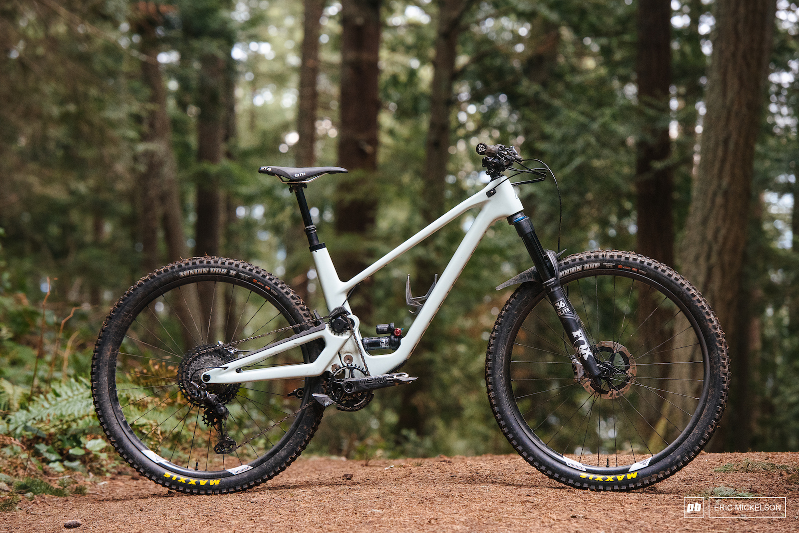 Review: Forbidden's New High Pivot Trail Bike - the 2019 Druid