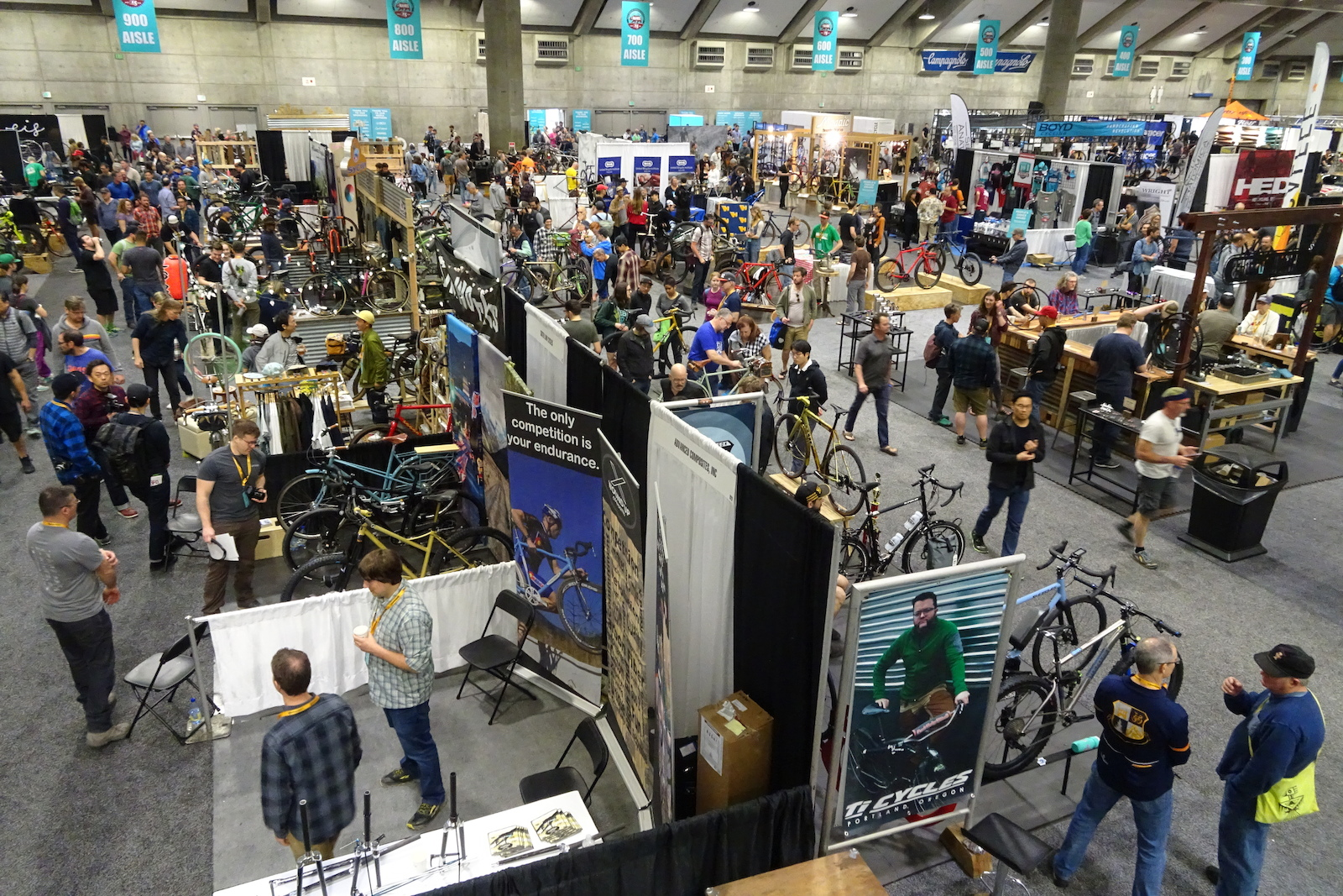 NAHBS 2019 Best crowd best vibe and most exhibitors ever. Happy 15th NAHBS