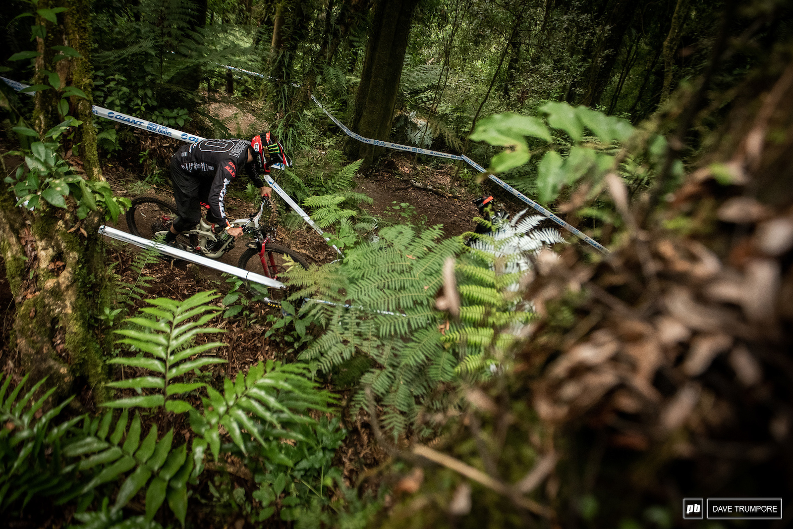 DH specialist Connor Fearon is giving a few EWS rounds a go again this season.