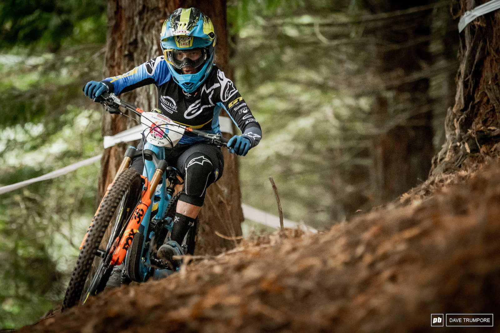 Finals Photo Epic: A Fresh Start - EWS Rotorua 2019