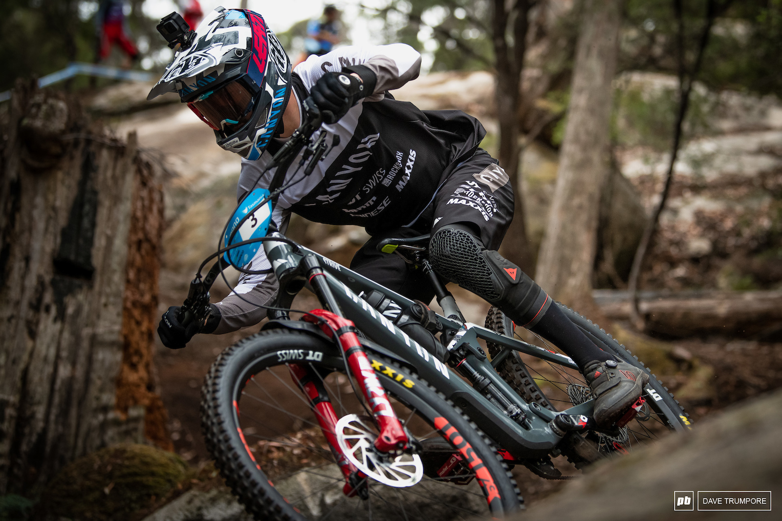 Florian Nicolai looking to back up his podium appearance from a week ago in New Zealand.